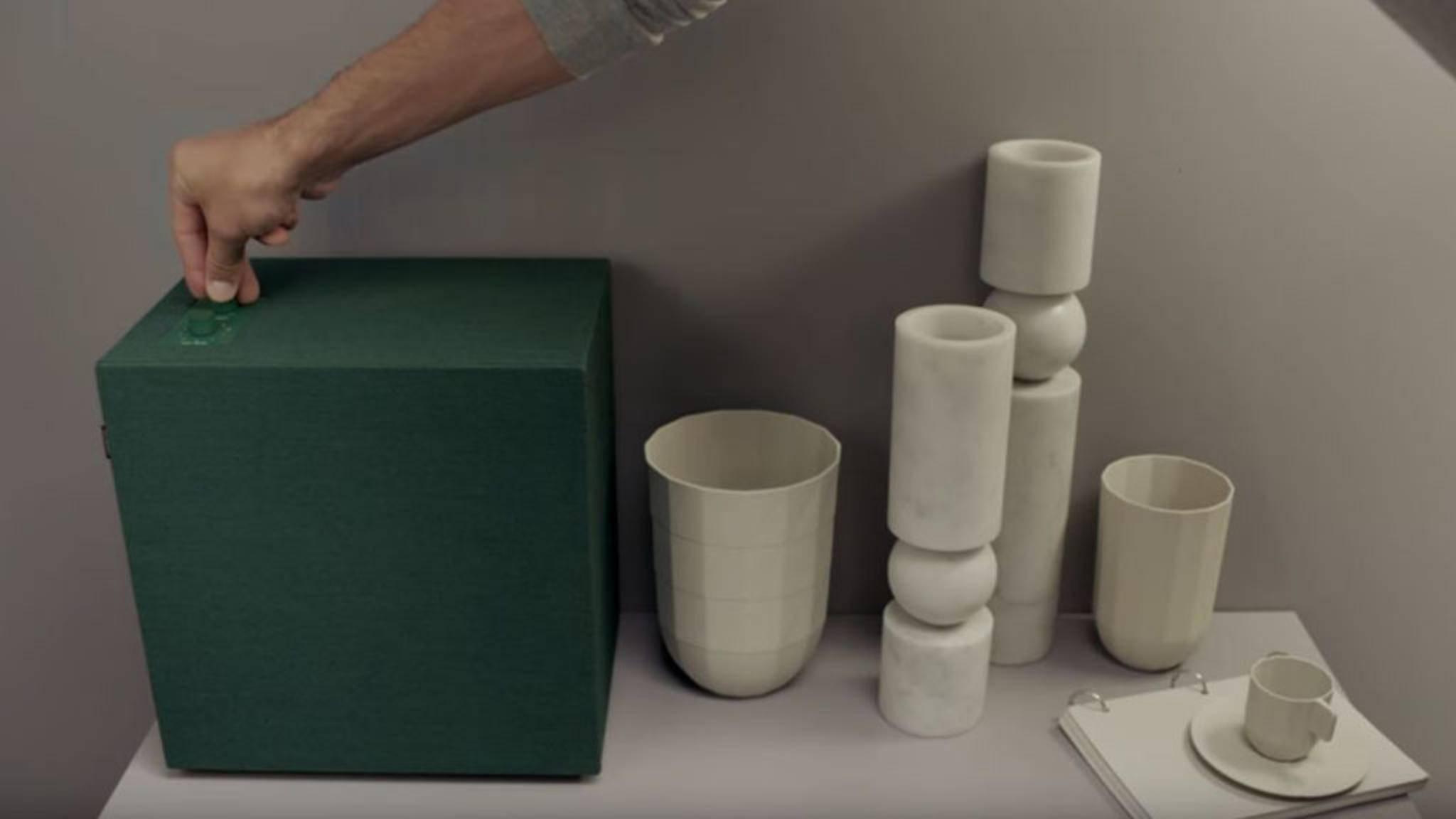 Schlichtes Design, smarte Funktionen: Die Lautsprecher von Urbanears kommen am 30. März auf den Markt.
