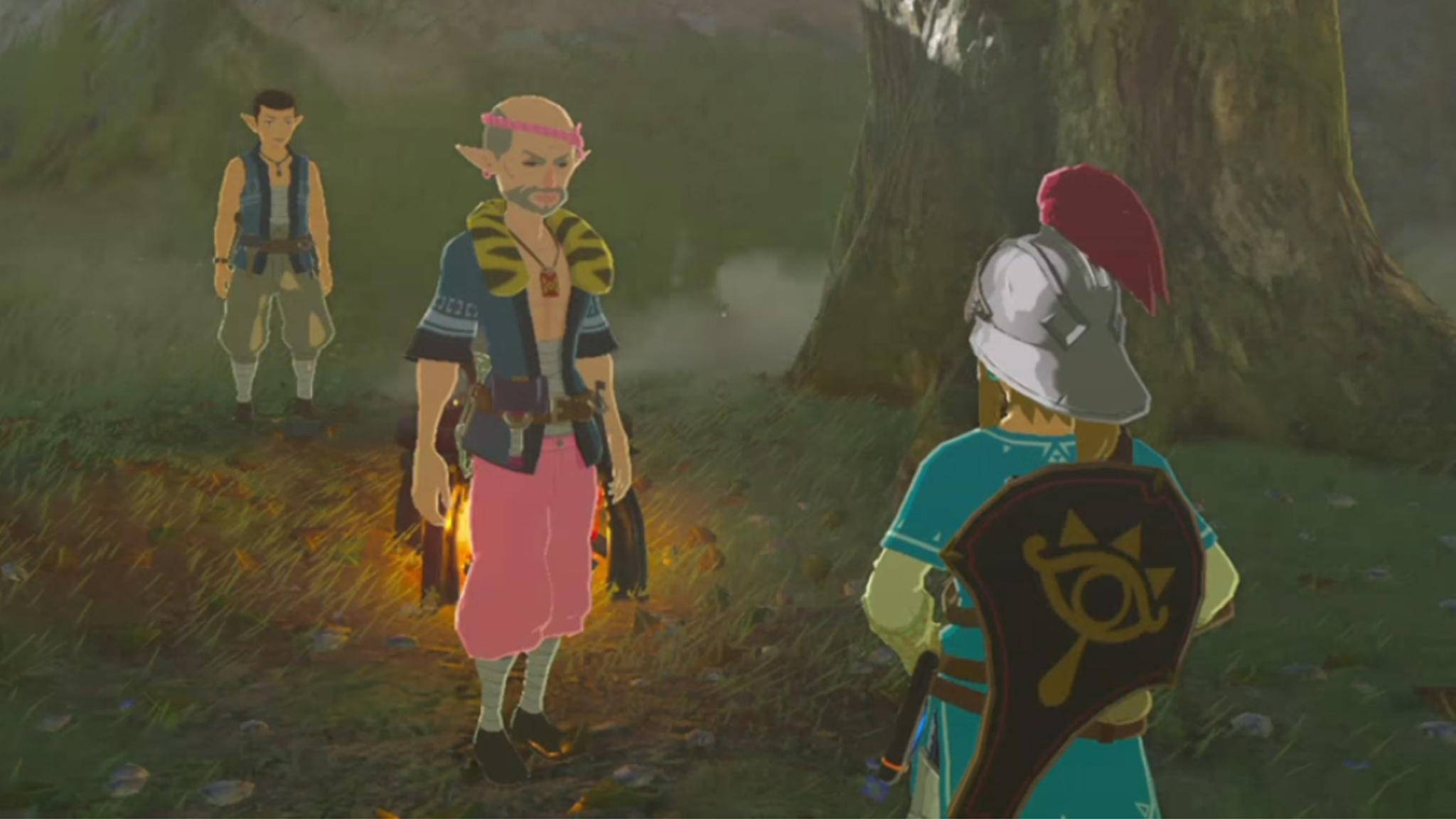 """The Legend of Zelda: Breath of the Wild"": Landa ist recht einfach zu erkennen."