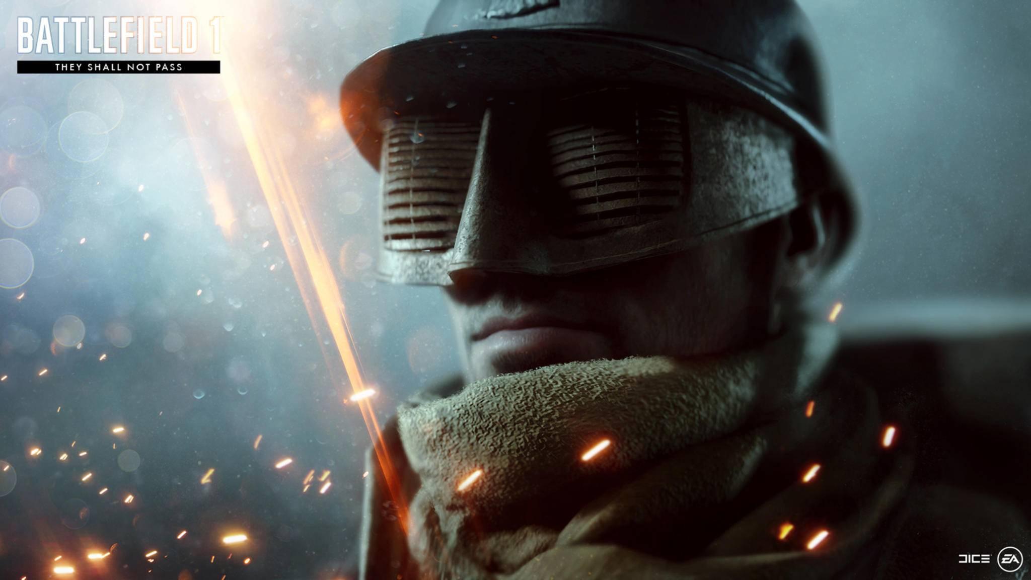 """""""Battlefield 1"""" bekommt 2017 vier DLC-Erweiterungen."""