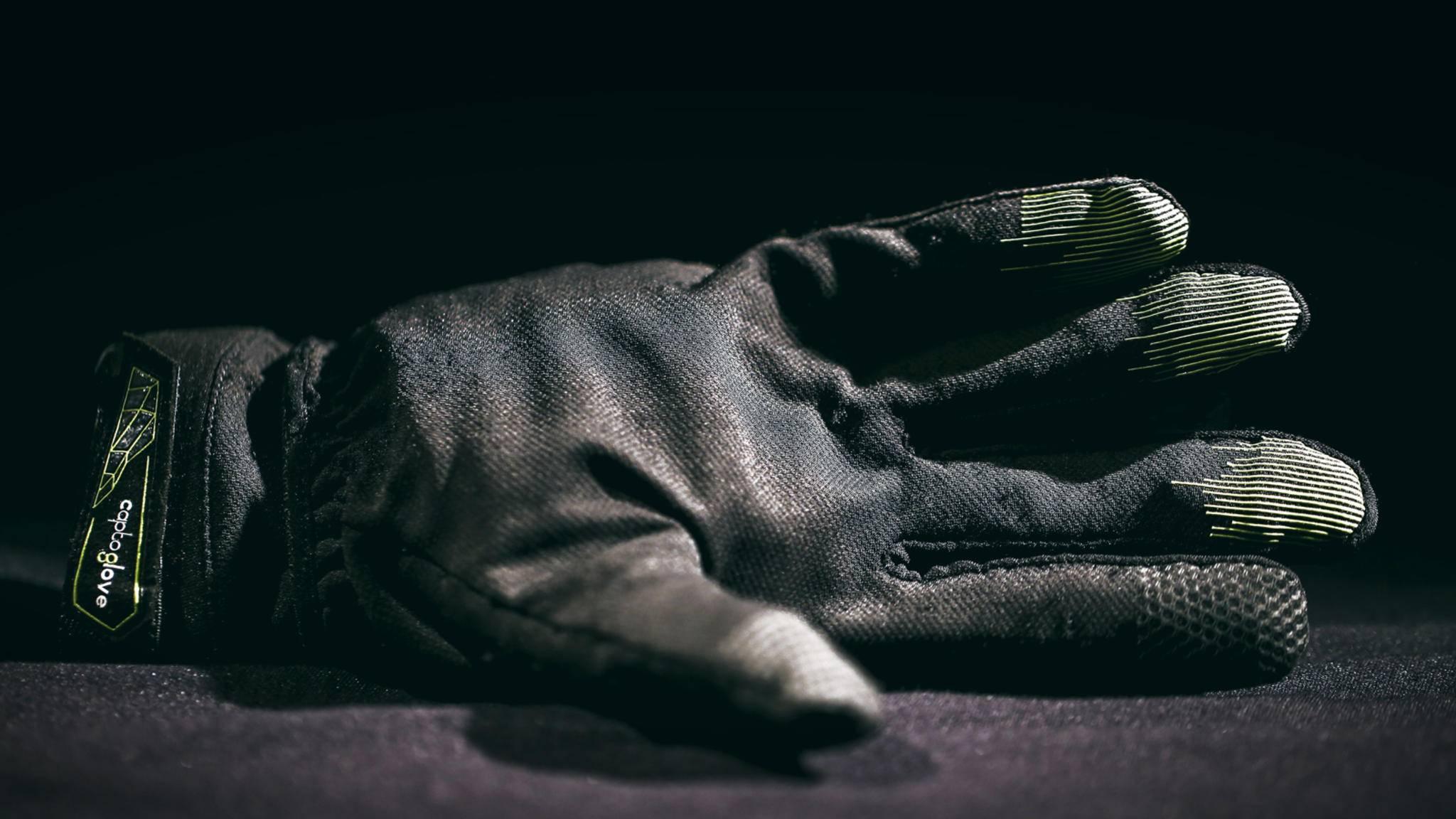 Mit dem Handschuh CaptoGlove sollen sich alle Spiele steuern lassen.