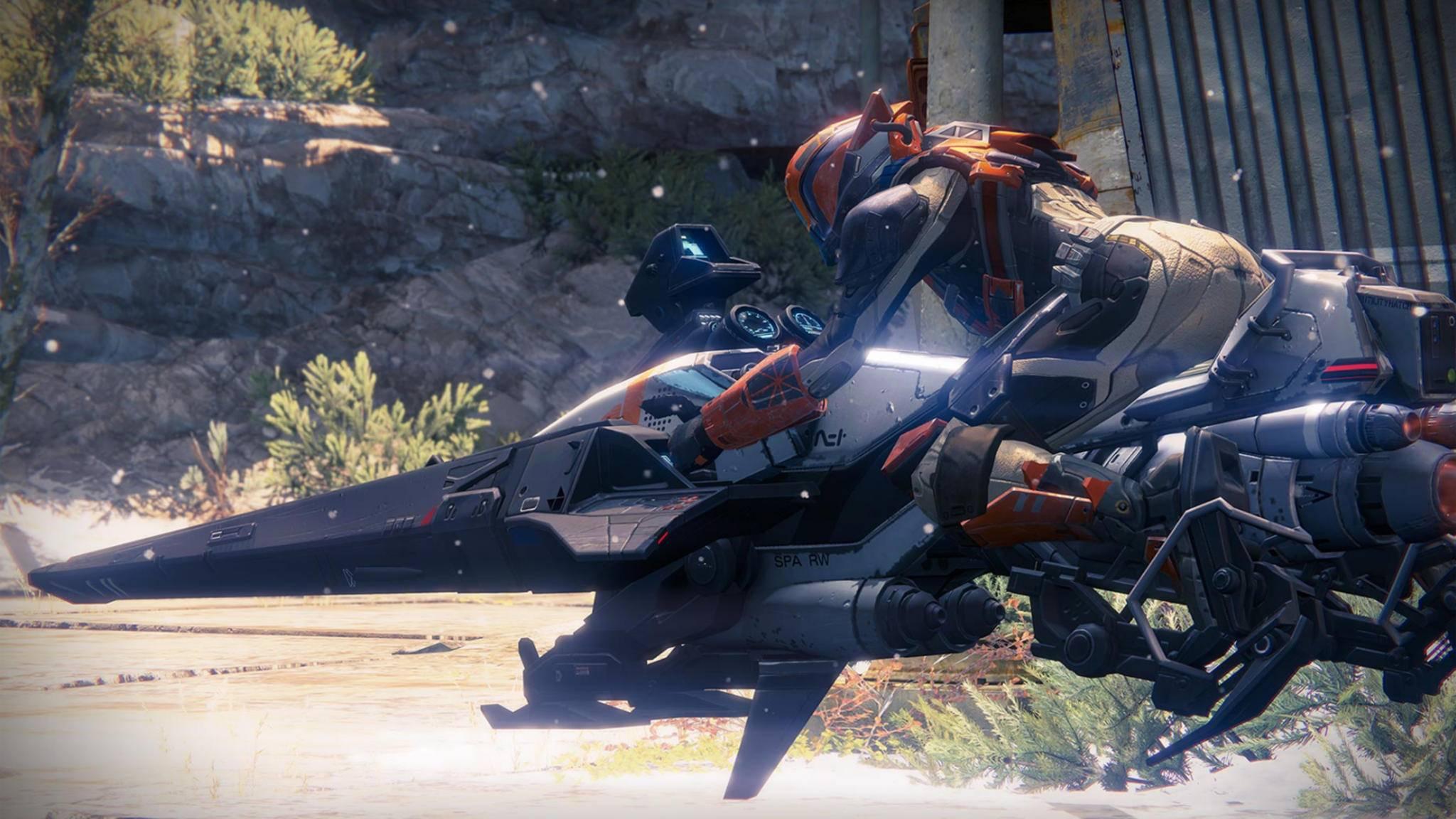 """In """"Destiny"""" standen manche Items zunächst nur PlayStation-Spielern zur Verfügung."""
