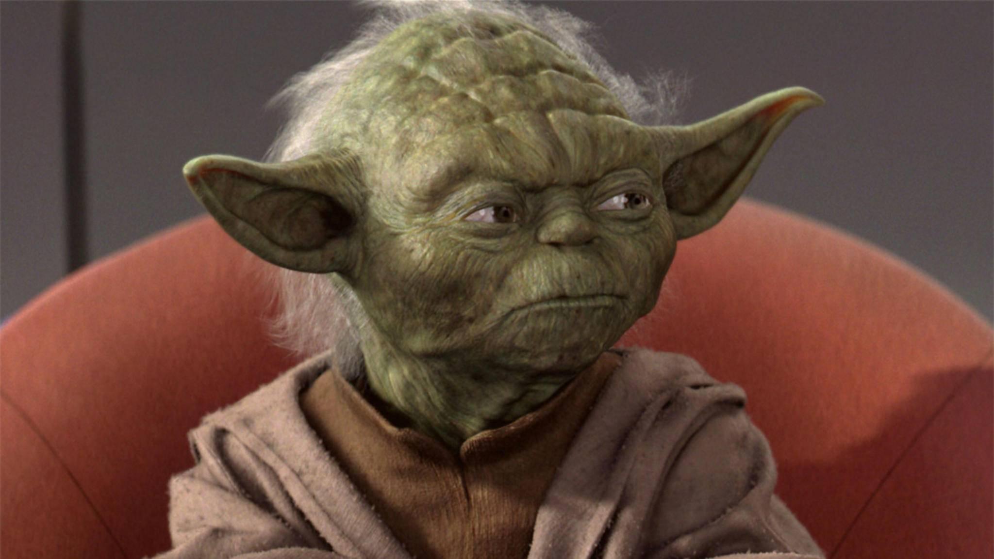 Gehört Yoda zu den letzten Jedi aus Episode 8?