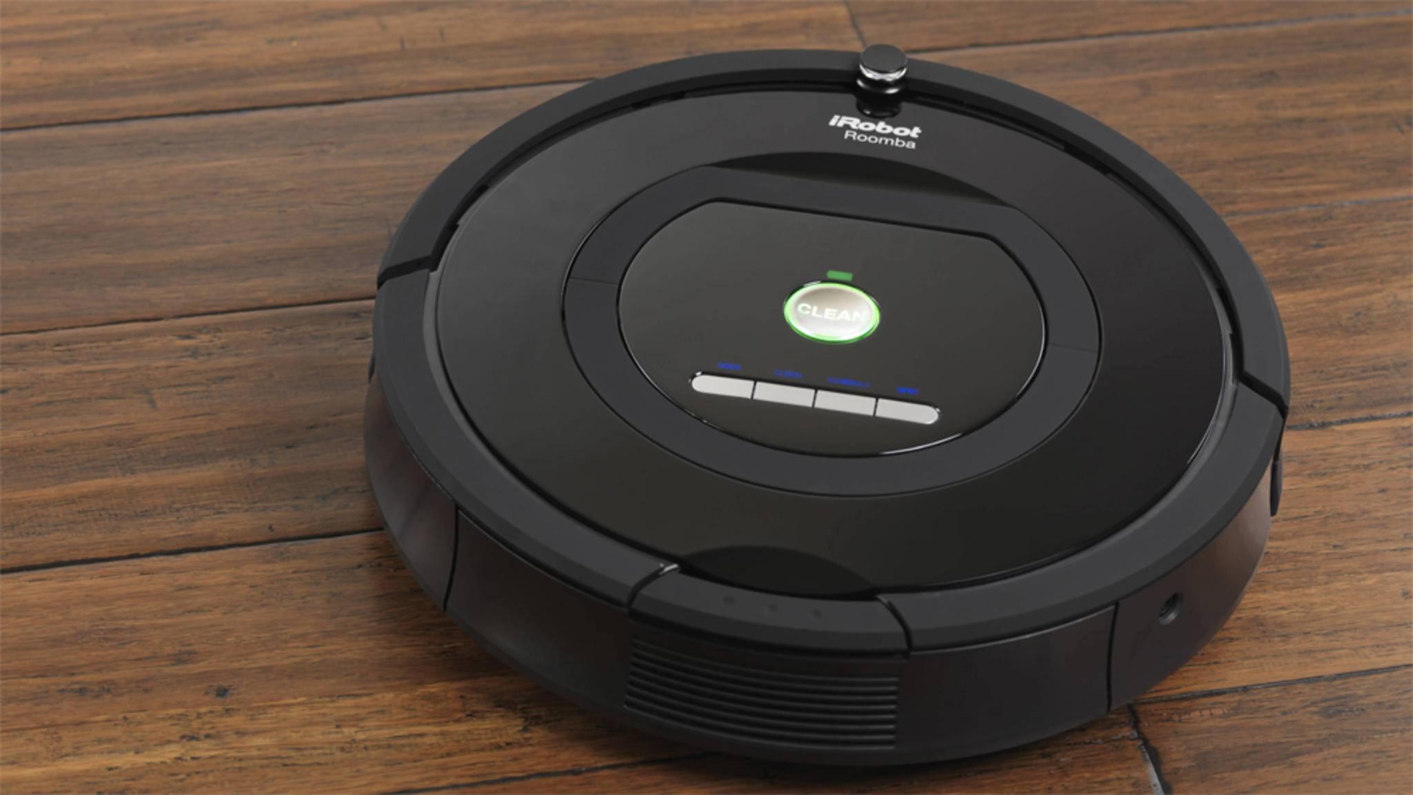 Organisiert der Roomba bald das Smart Home?