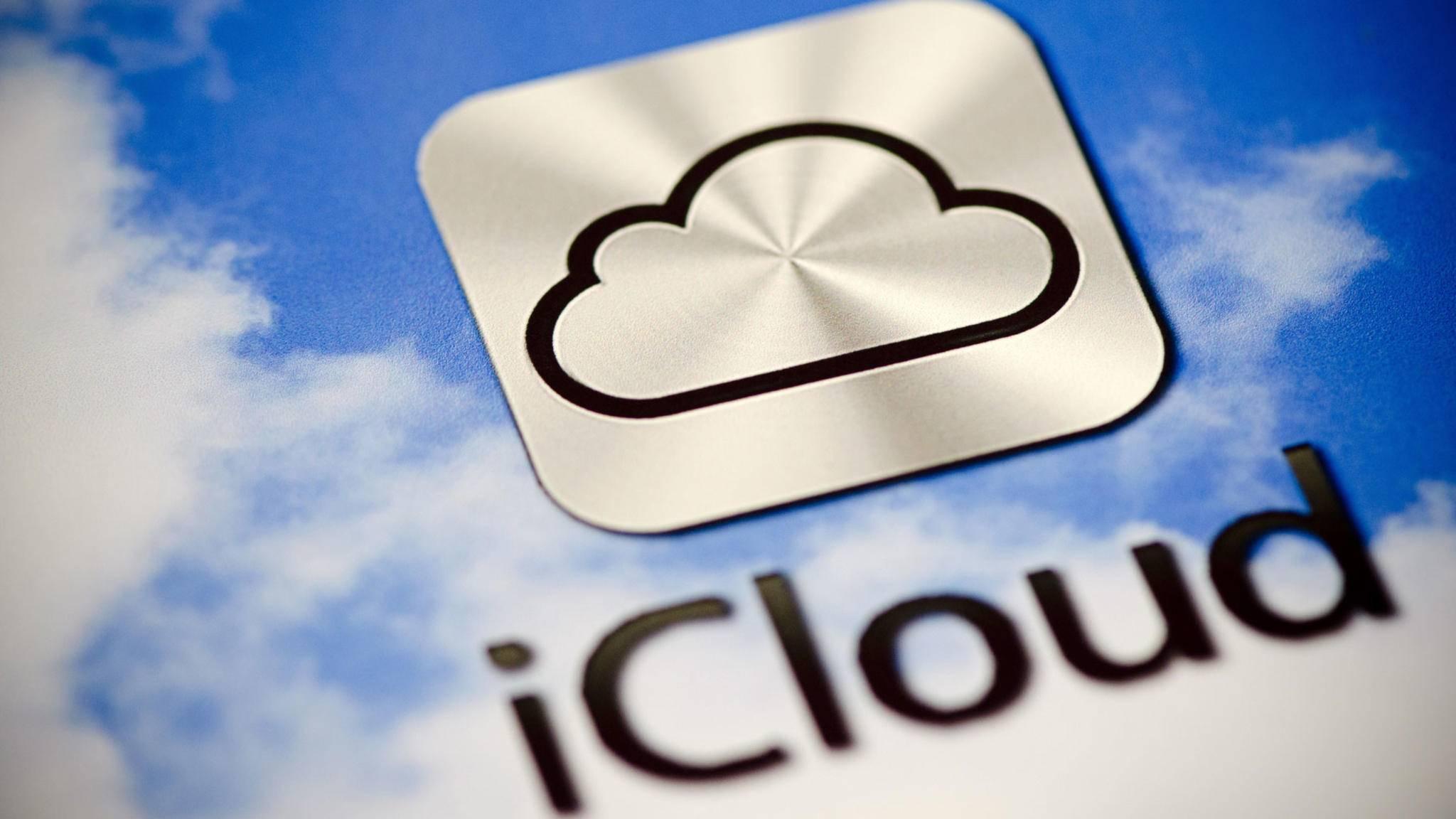 Apples iCloud hat bereits seit Dienstag mit Ausfällen zu kämpfen.
