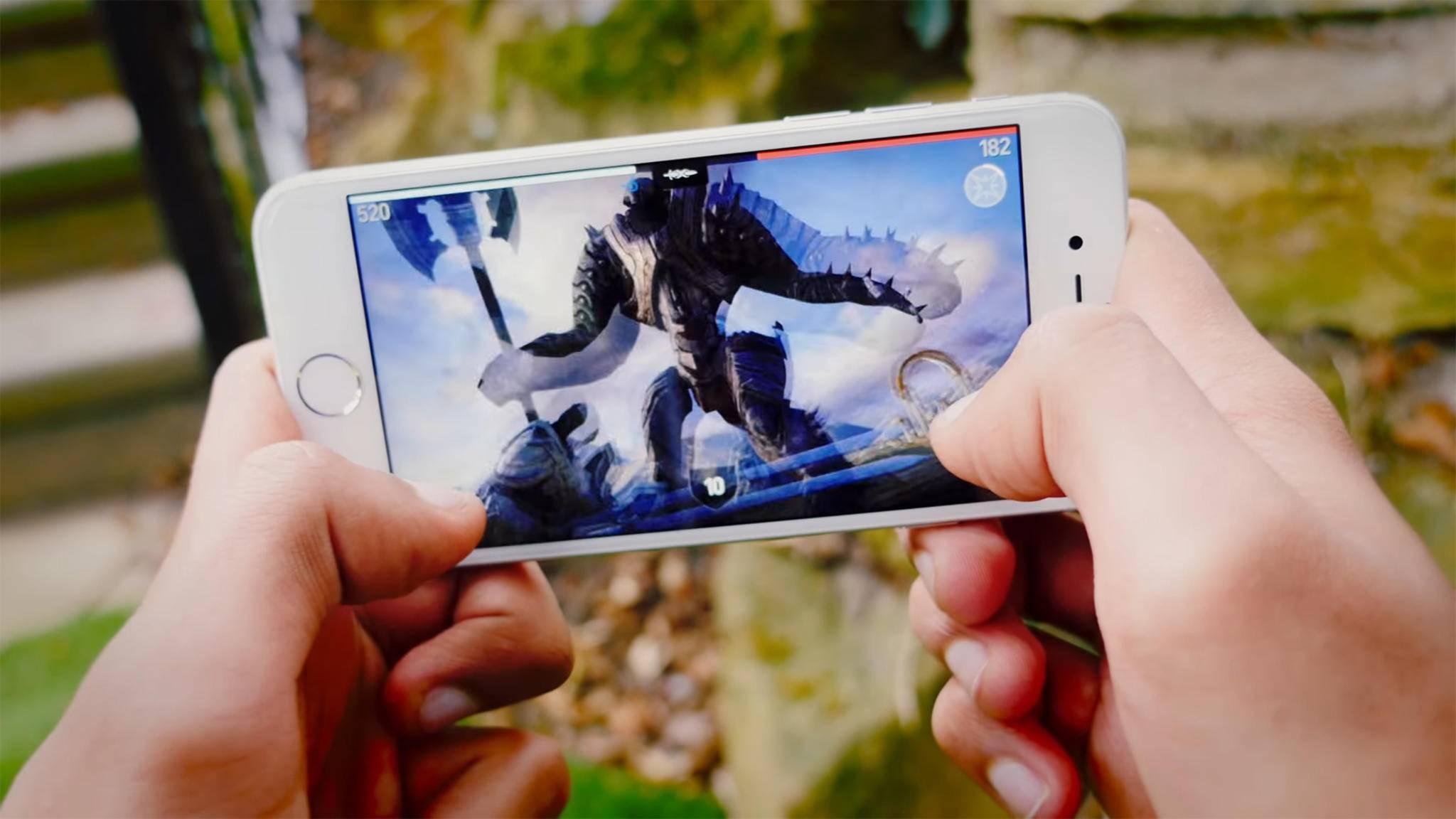 Künftige iPhones dürften über deutlich mehr Grafik-Power verfügen.
