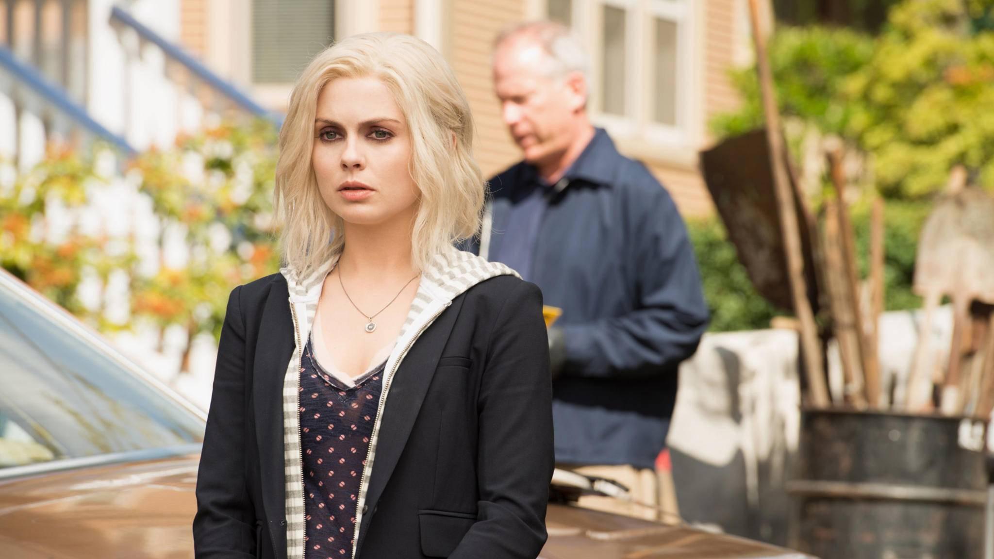 Zombie Liv nutzt ihre Gaben für die Verbrechensbekämpfung.