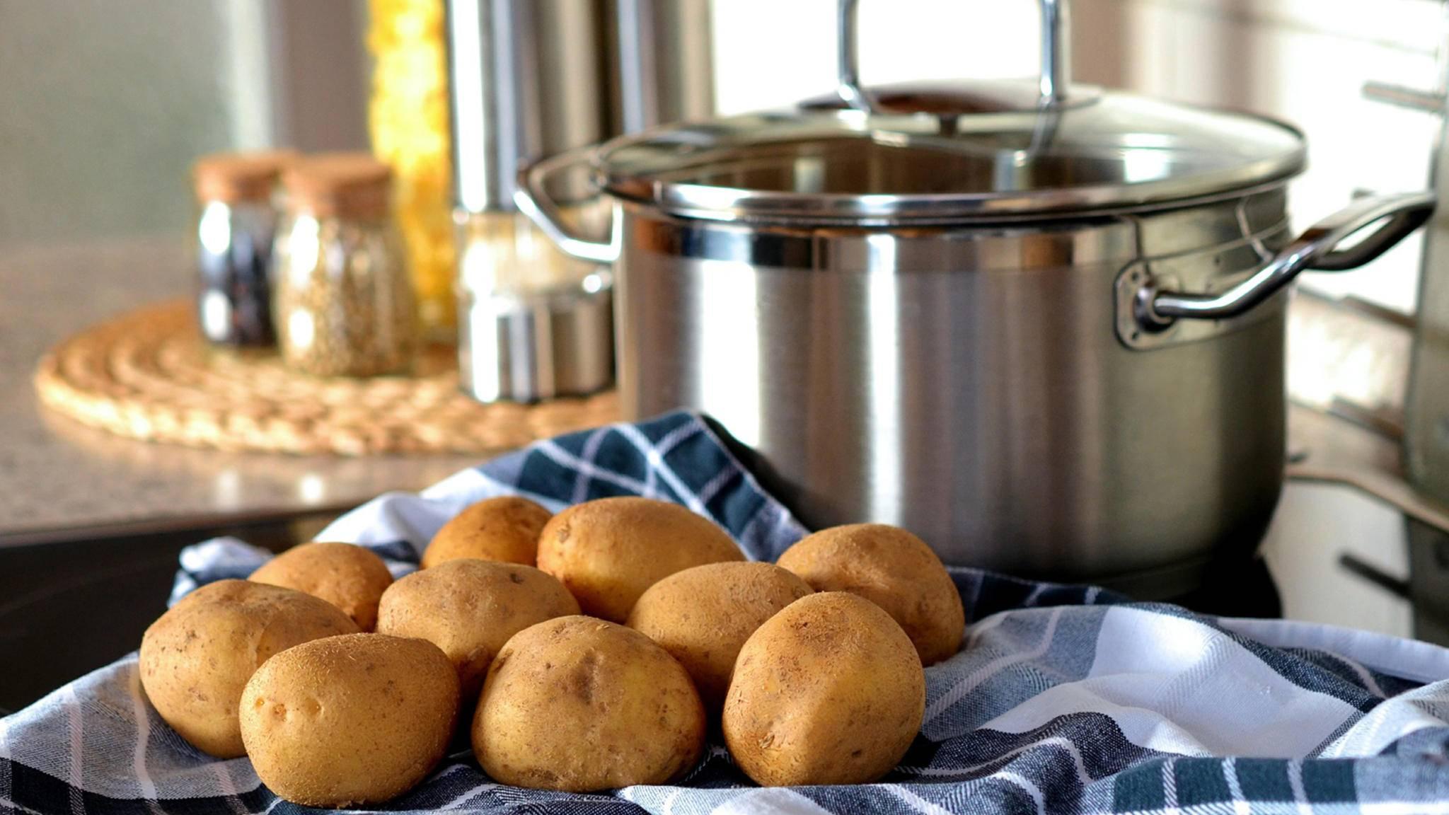 Kartoffeln sind ein Grundnahrungsmittel. Umso wichtiger ist es, sie richtig zu kochen!
