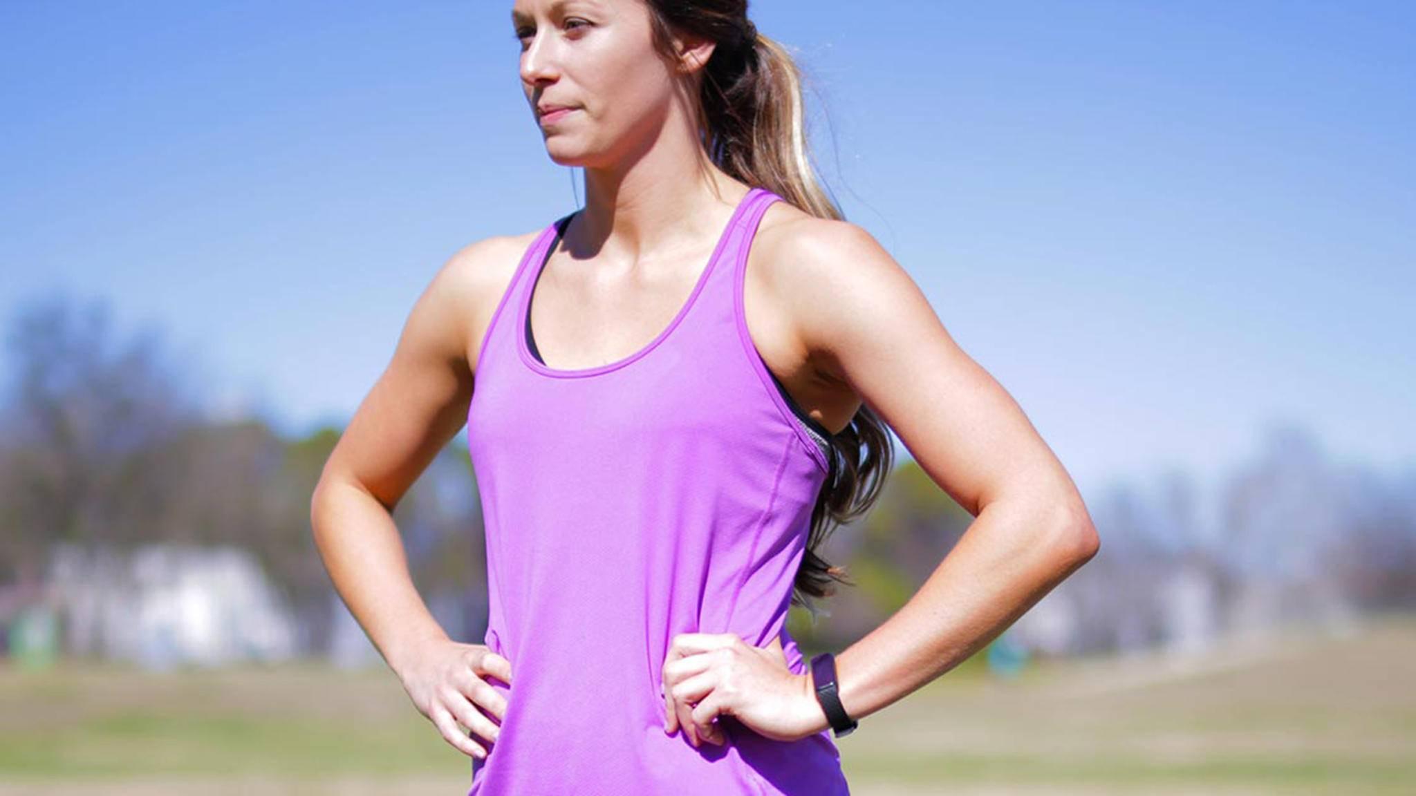 Der Shape Fitness-Tracker