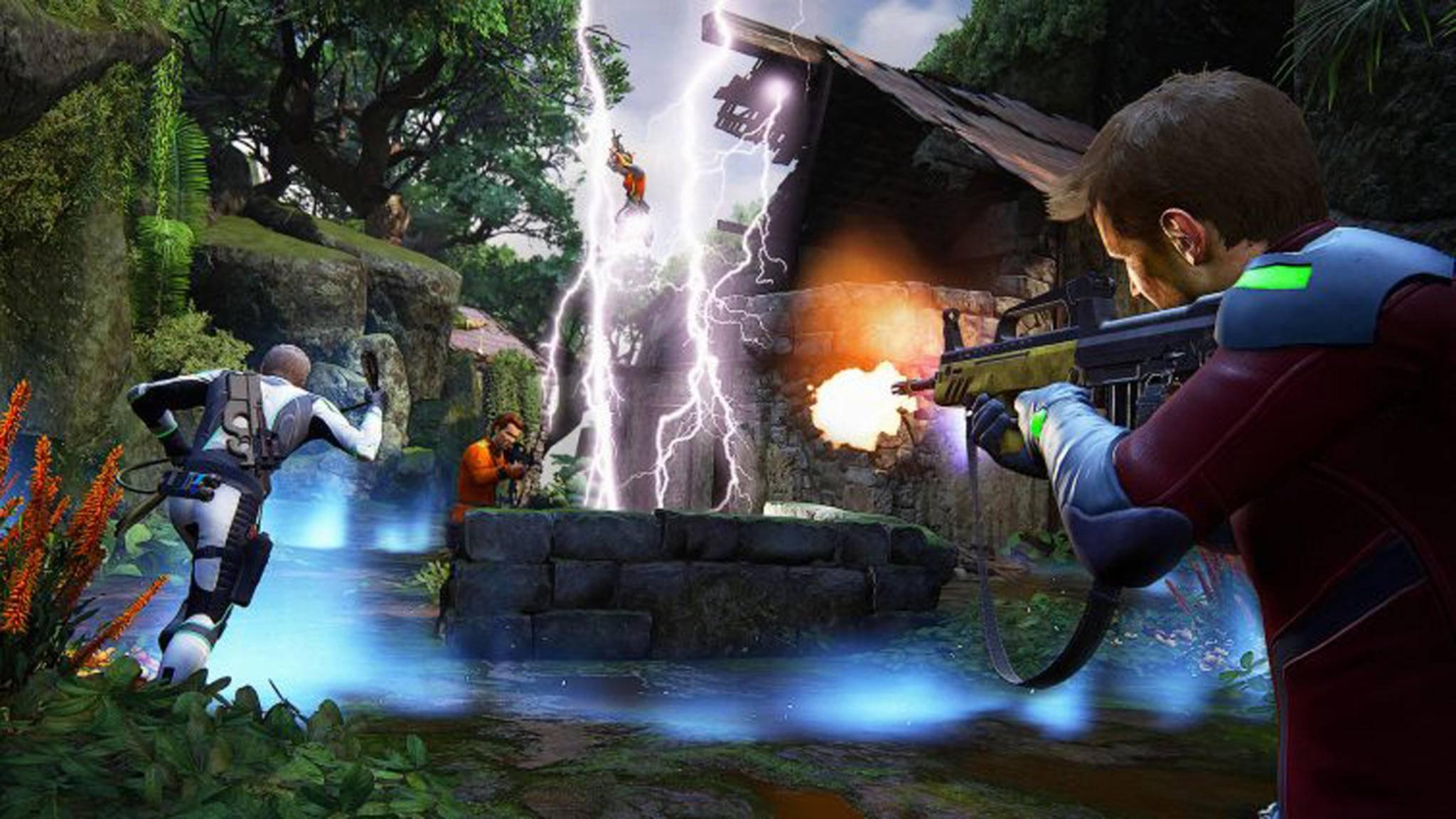 """Für den Multiplayer von """"Uncharted 4: A Thief's End"""" gibt es jetzt einen DLC."""