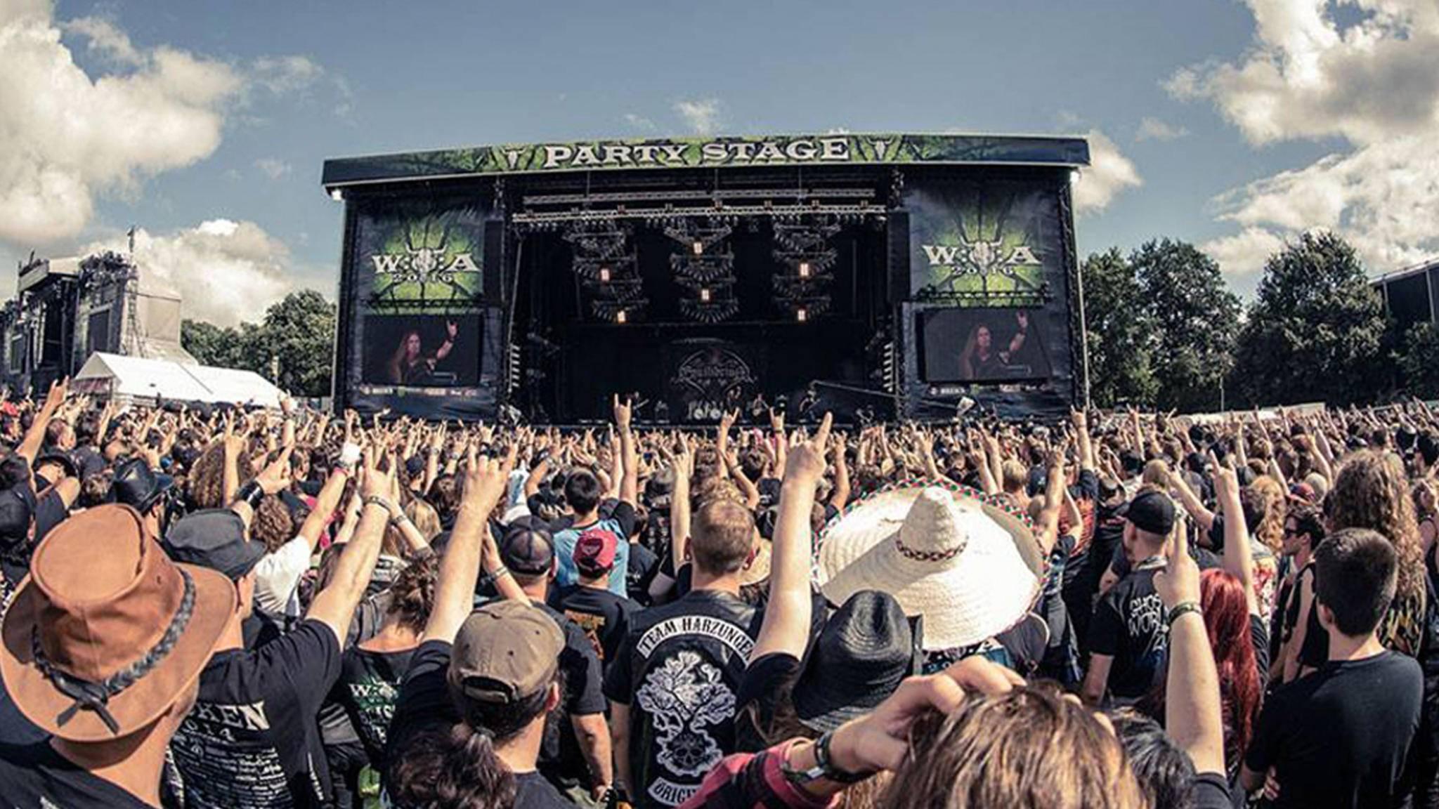 Das Wacken-Festival kommt dieses Jahr mit Extra-Mehrwert für gaming-affine Metal-Fans.