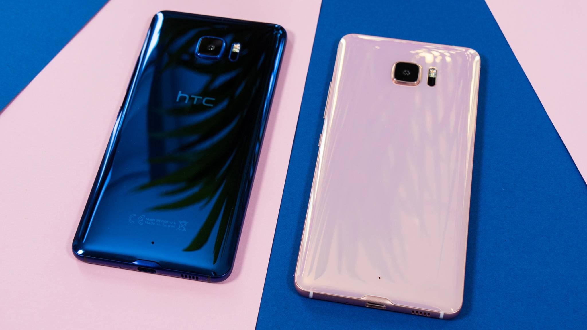 Das HTC U Ultra ist das aktuelle Flaggschiff der Taiwanesen.