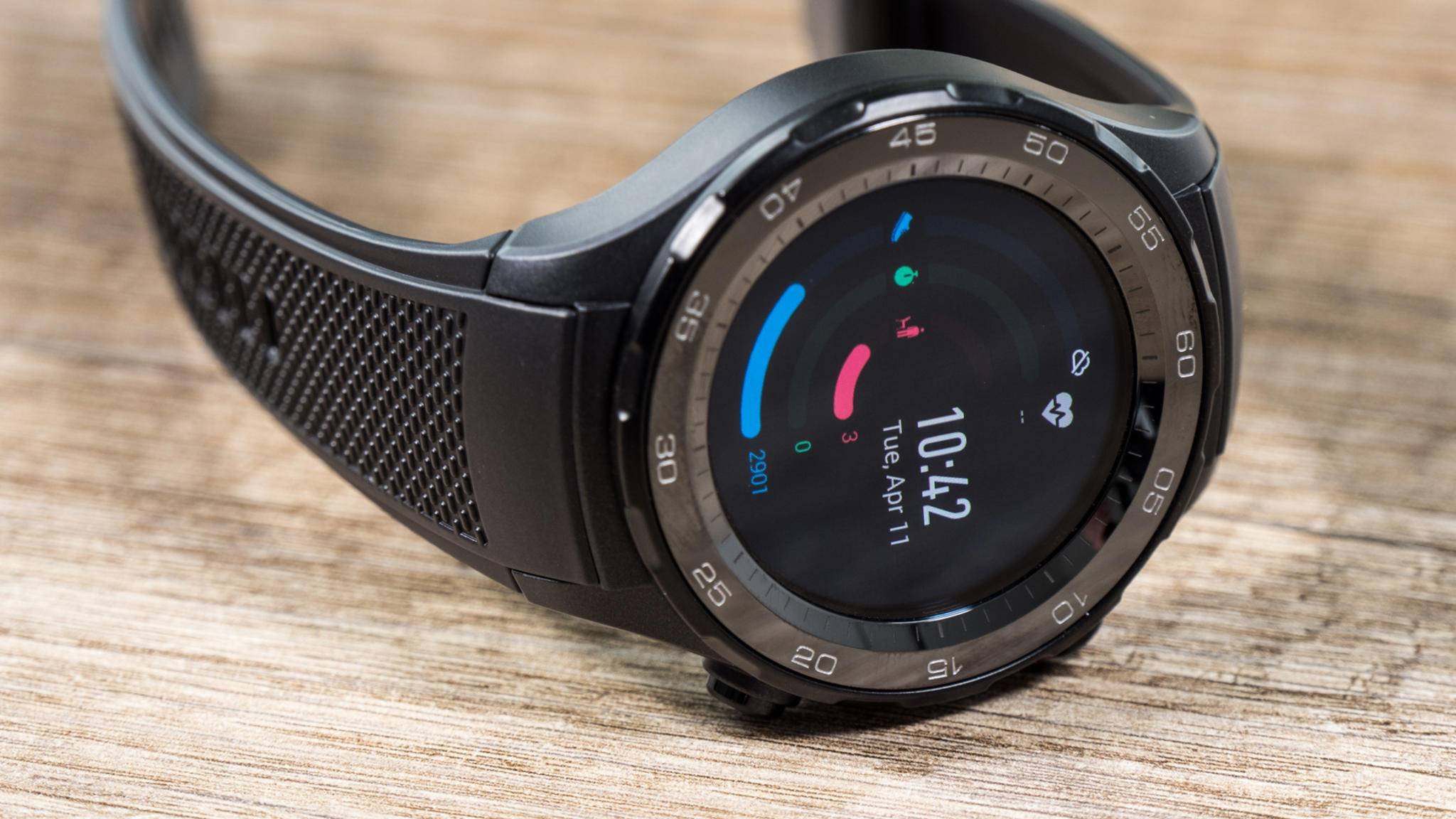 Die Huawei Watch 2 bekommt auch Android 8.0 Oreo.