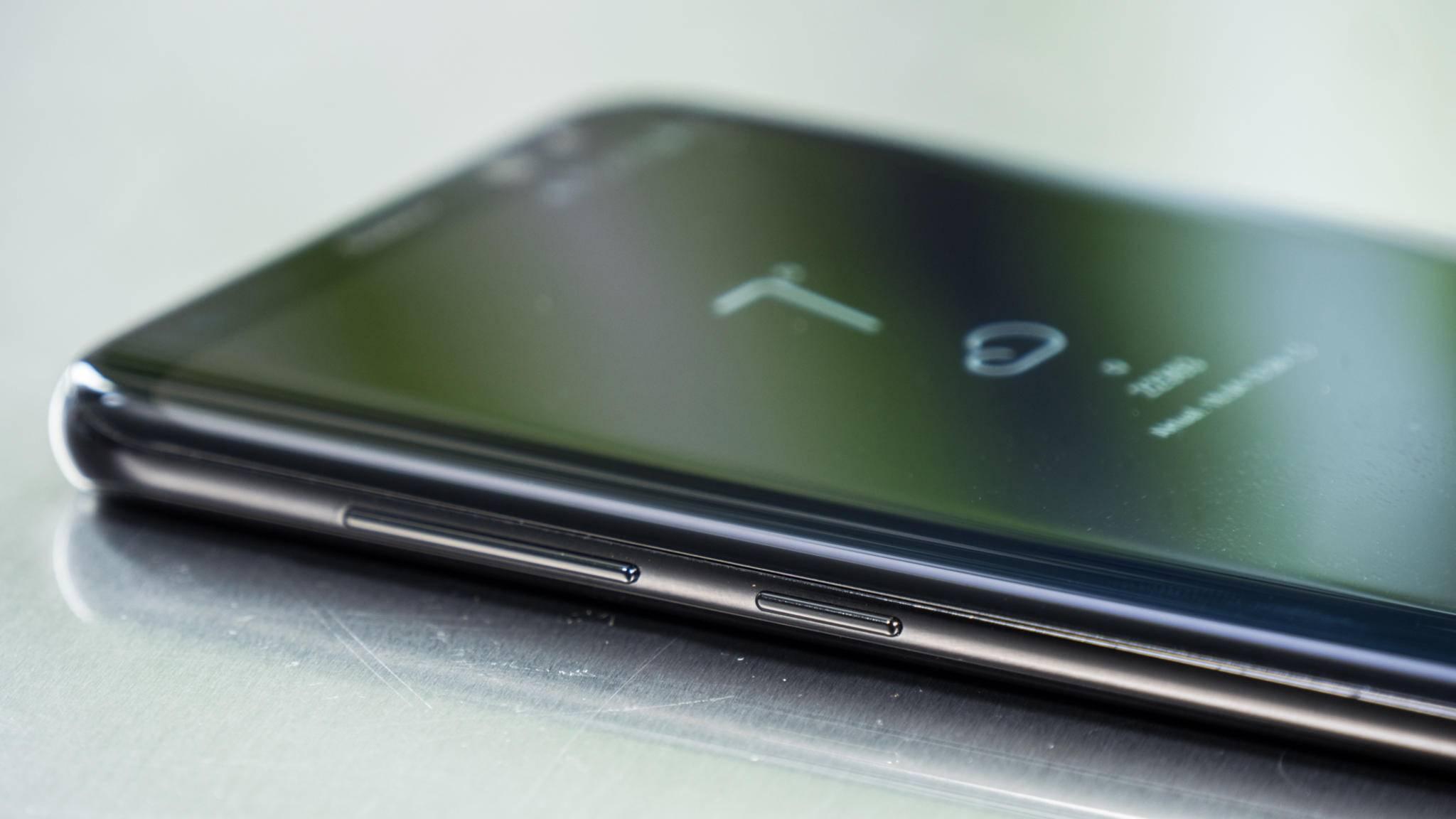 Auf den Always-On-Screen des Galaxy S8 ziehen bald auch GIFs ein.