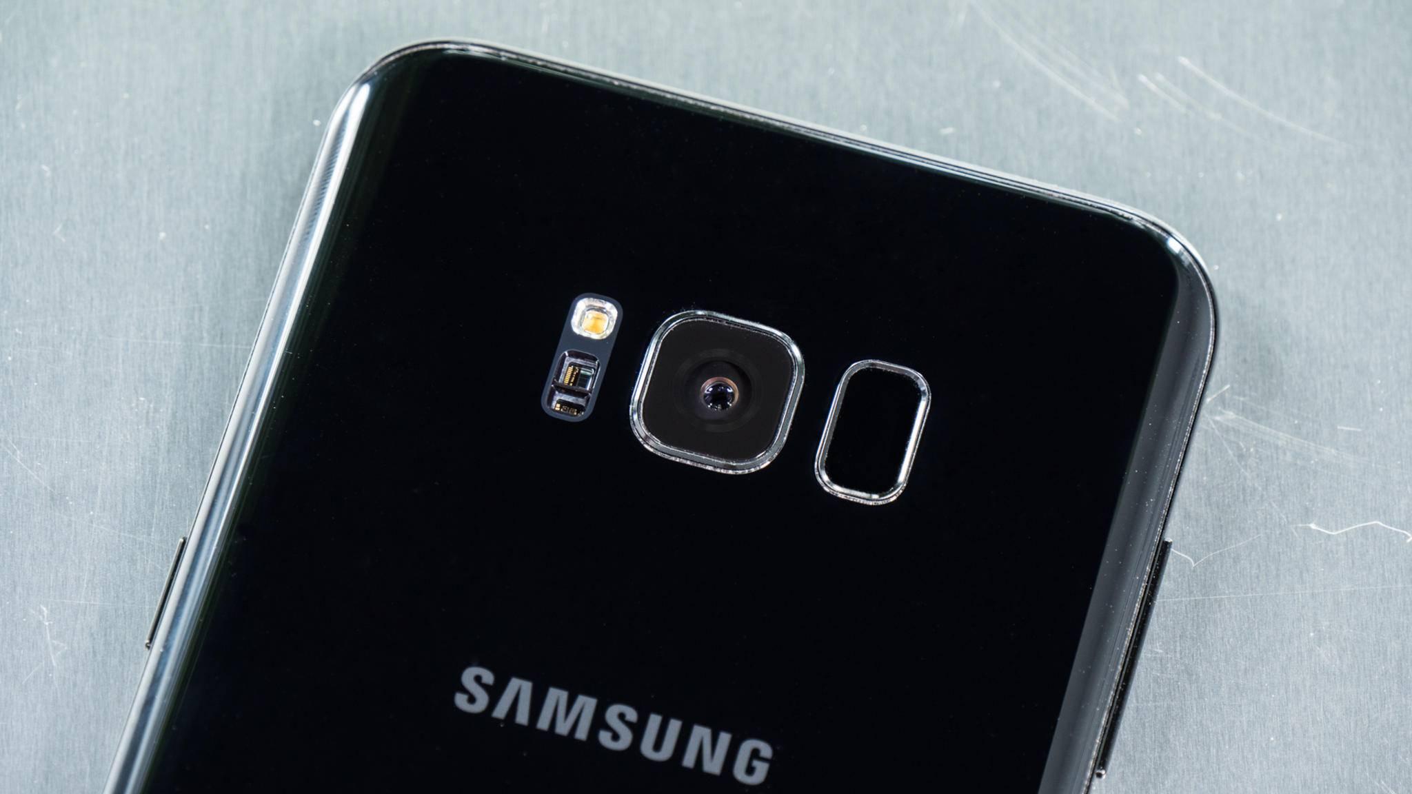 Sind Fingerabdrucksensoren wie der des Galaxy S8 sicher?
