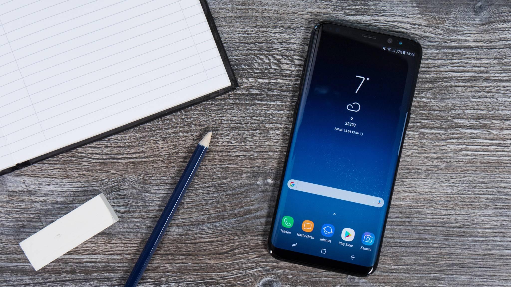 Samsung setzt bei Smartphone-Displays die Maßstäbe.