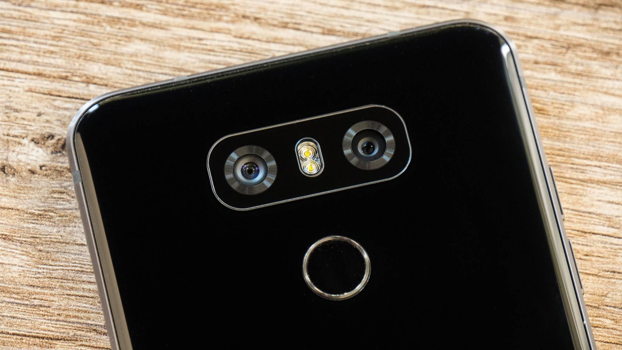 Der Nachfolger des LG G6 feiert vielleicht schon auf der CES 2018 einen Cameo-Auftritt.