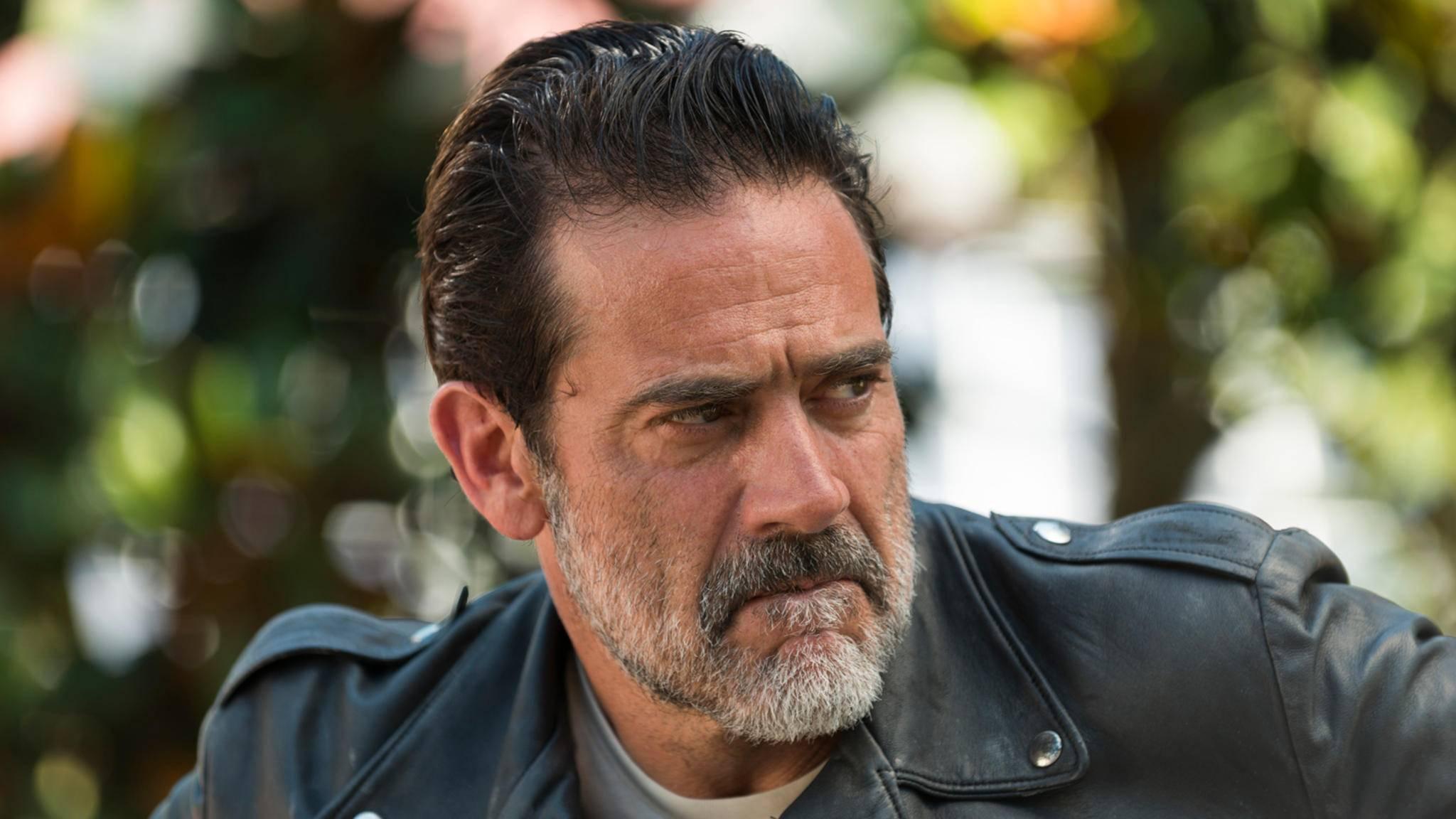 """Negan dürfte in Staffel 8 von """"The Walking Dead"""" das Lachen vergehen."""