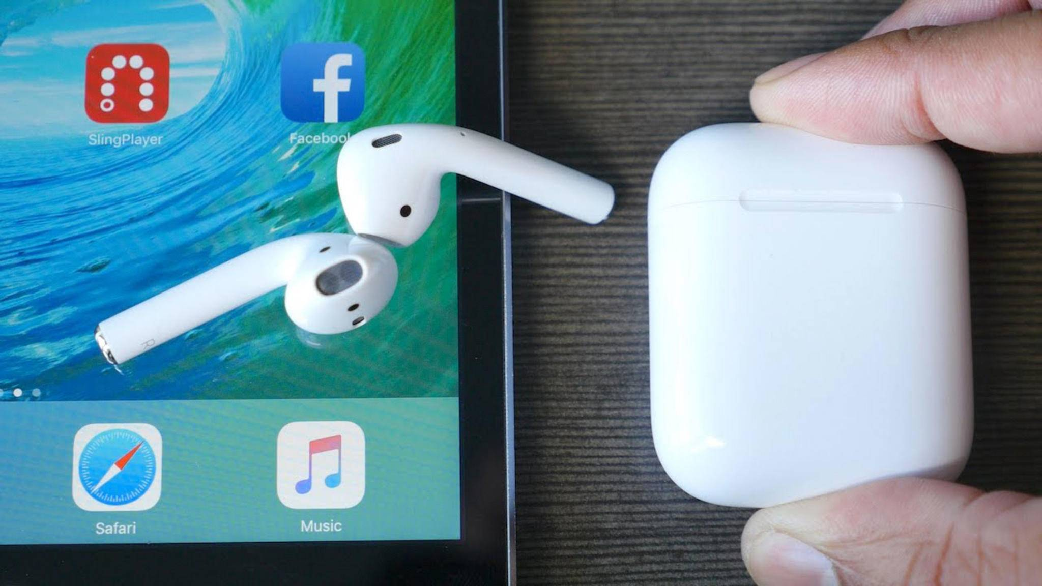 Geht es nach einem Patent, kann ein künftiges AirPods-Case selbst iPhones aufladen.