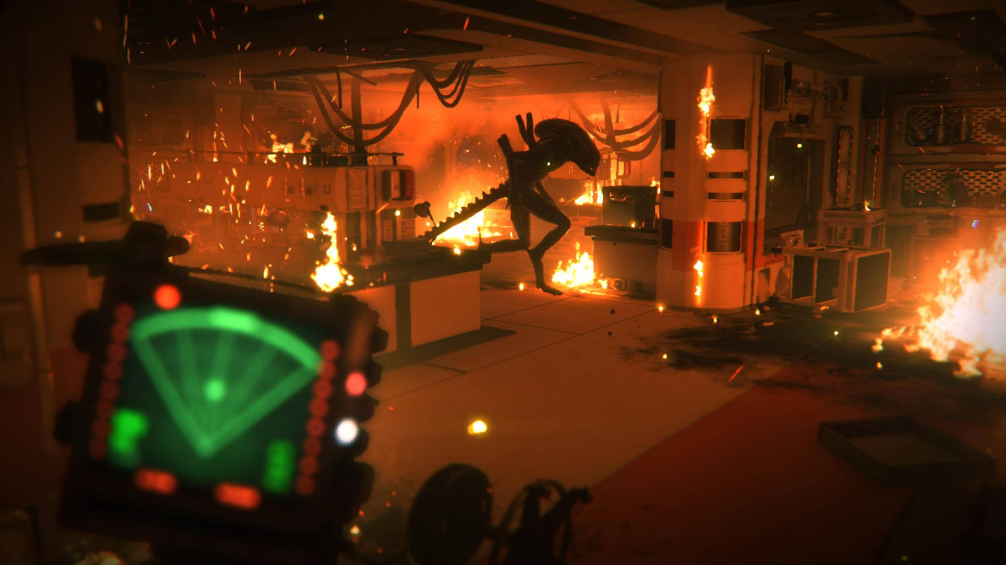 """Kommt """"Alien: Isolation 2"""" bald auch in Virtual Reality?"""