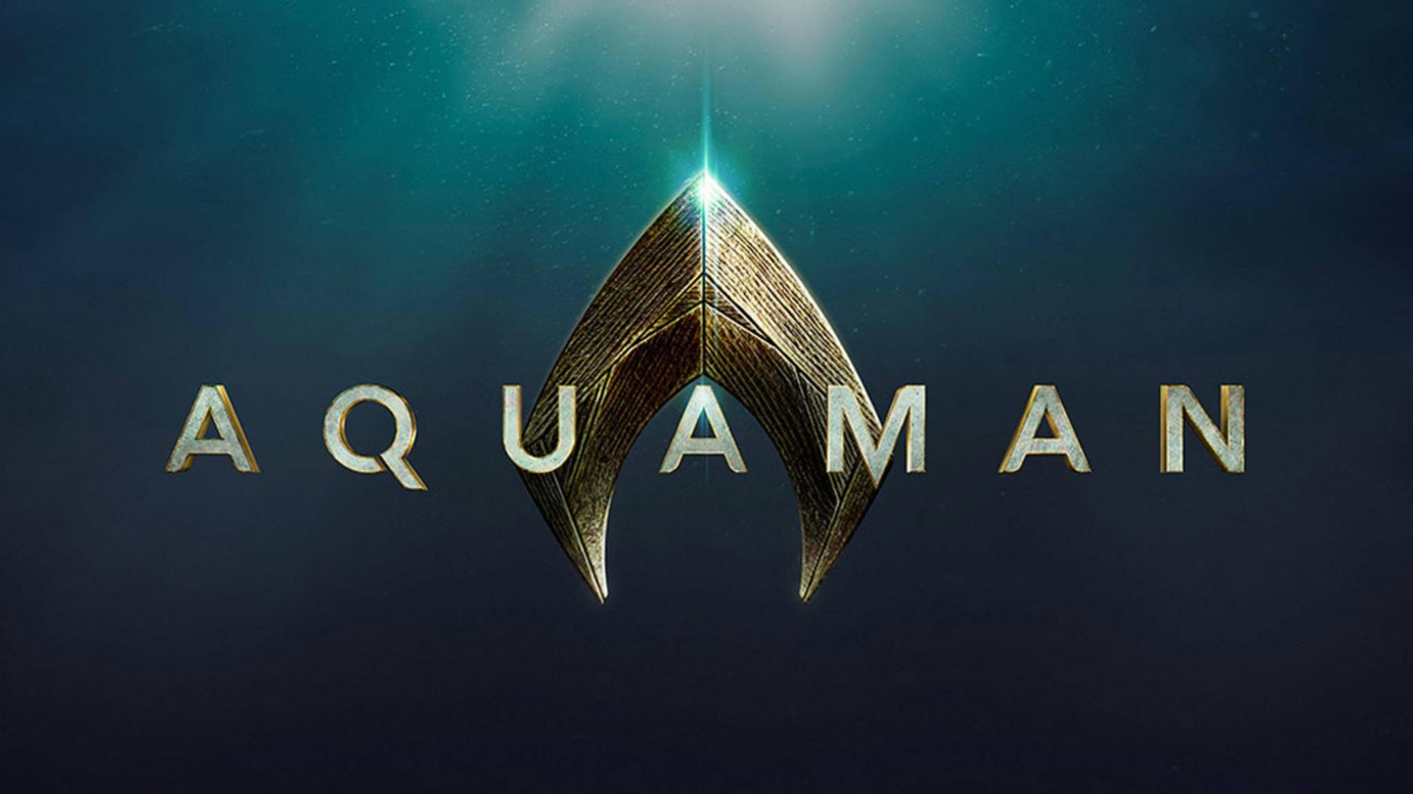 """Die ersten Fotos zu """"Aquaman"""" sehen vielversprechend aus!"""
