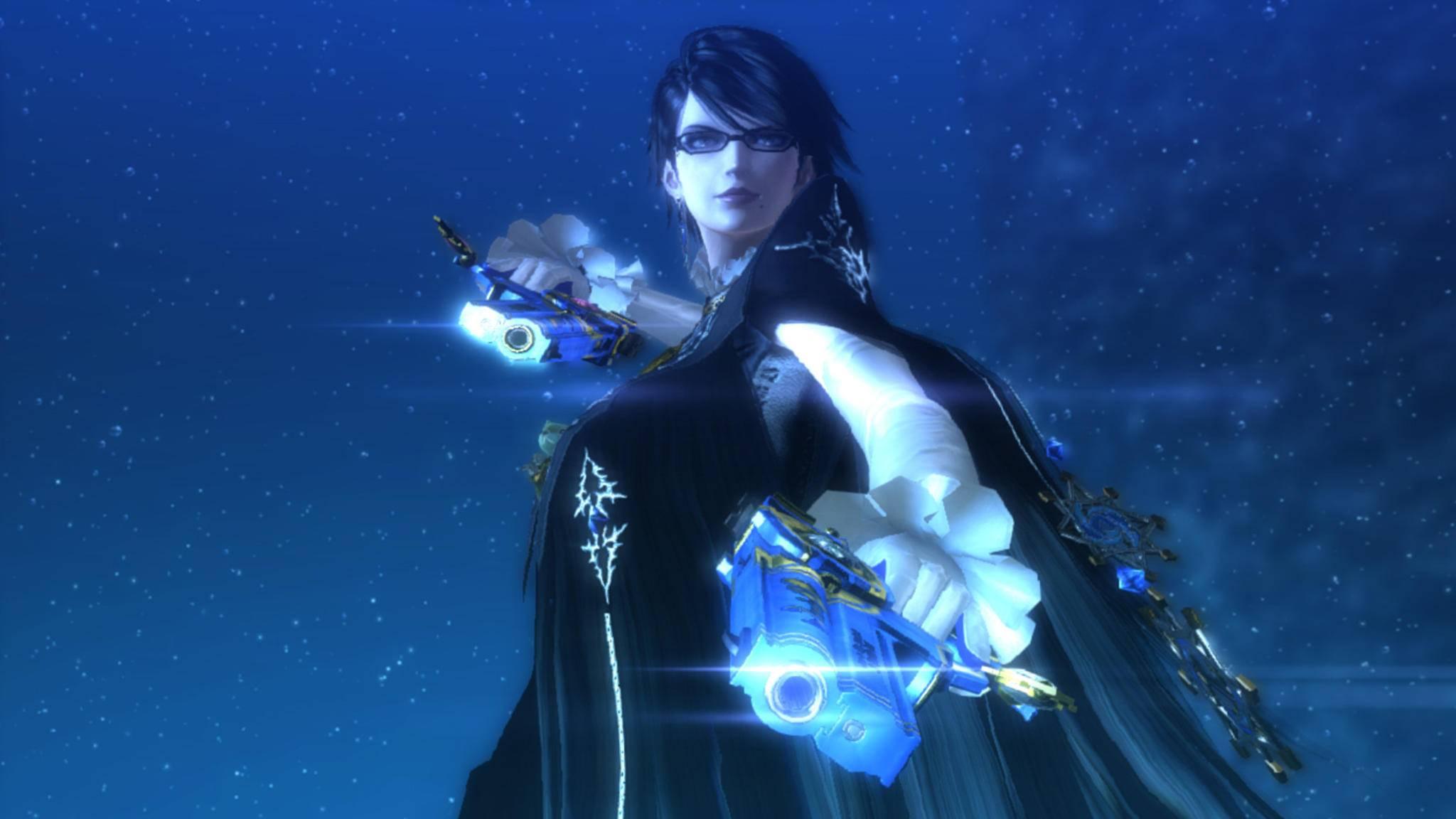 """Zuletzt erschien """"Bayonetta 2"""" für die Nintendo Wii U."""