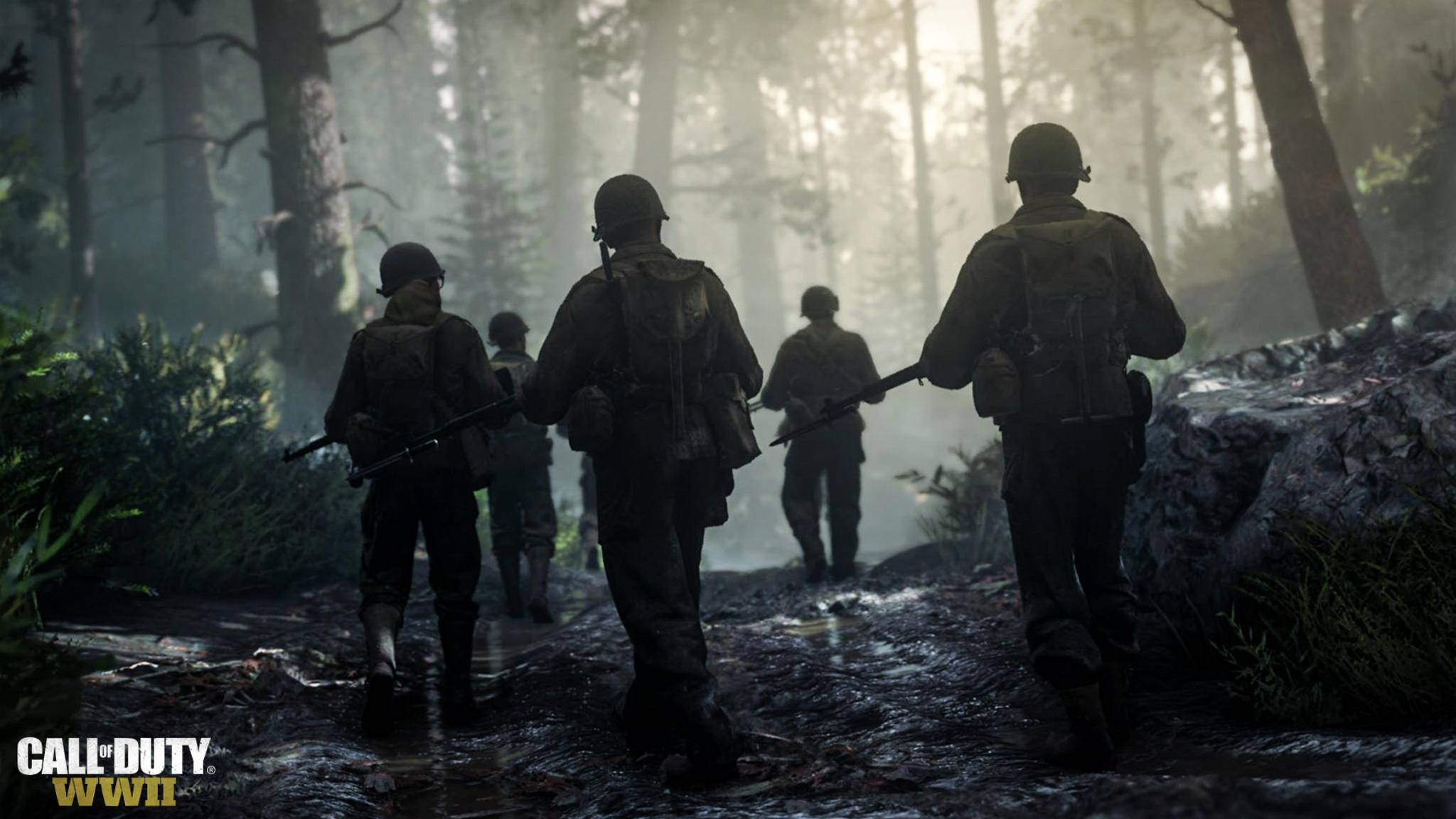 """""""Call of Duty: WW2"""" entführt die Spieler zurück in den Zweiten Weltkrieg."""