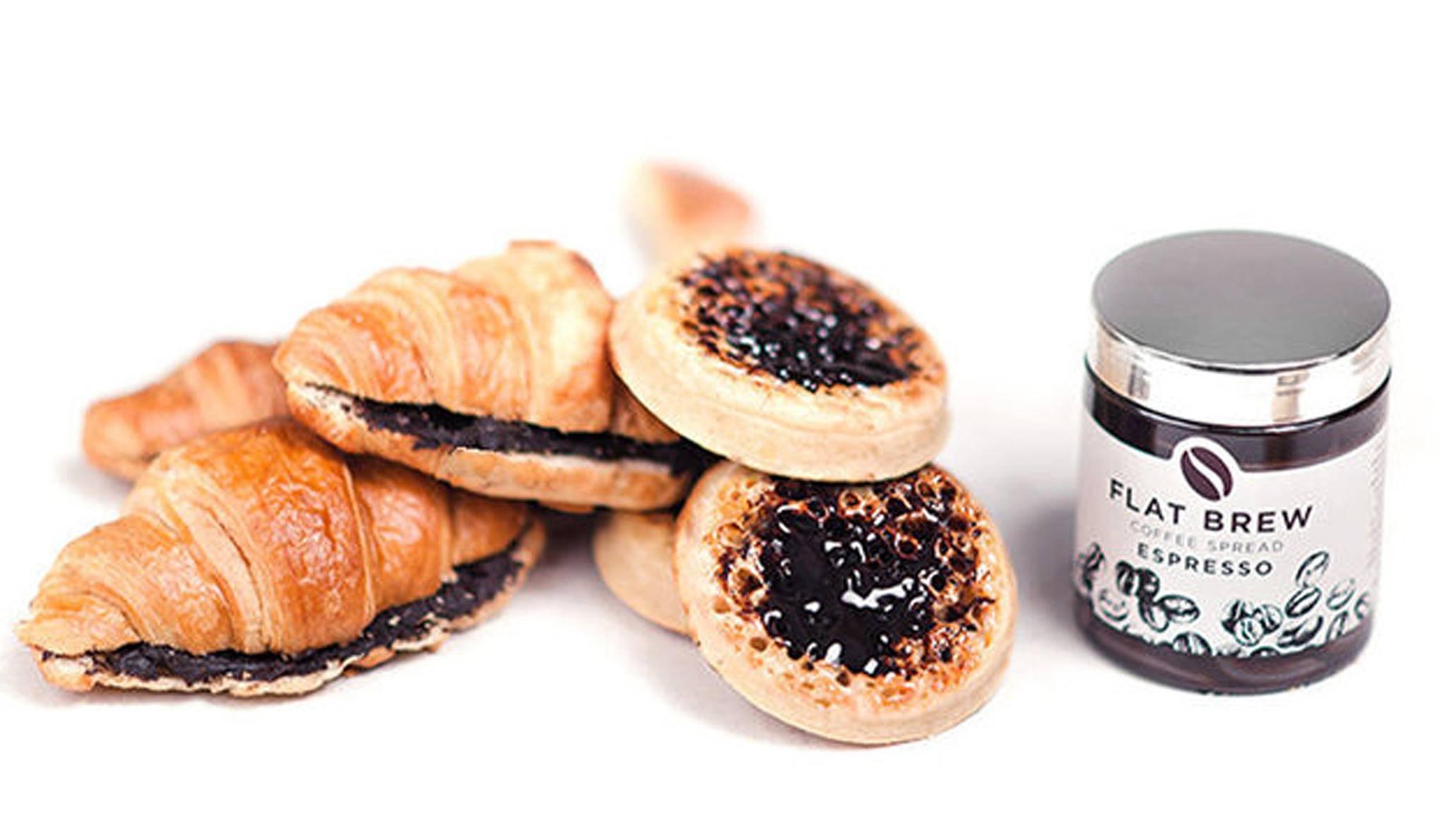 Statt Nutella: Dieser neue Kaffee-Brotaufstrich macht Dich wach