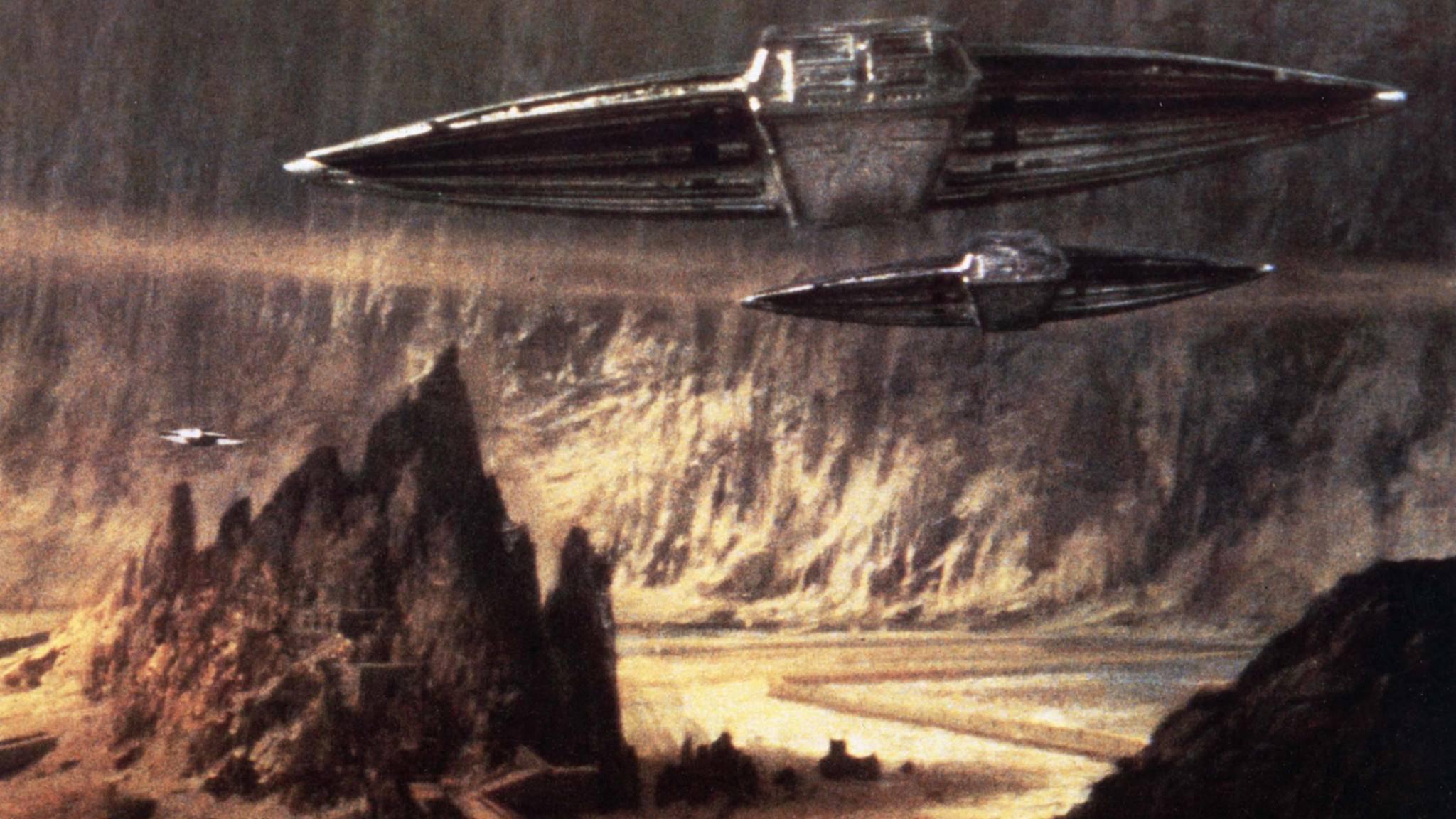 """Wird das """"Dune""""-Remake aussehen wie in dieser Design-Skizze?"""