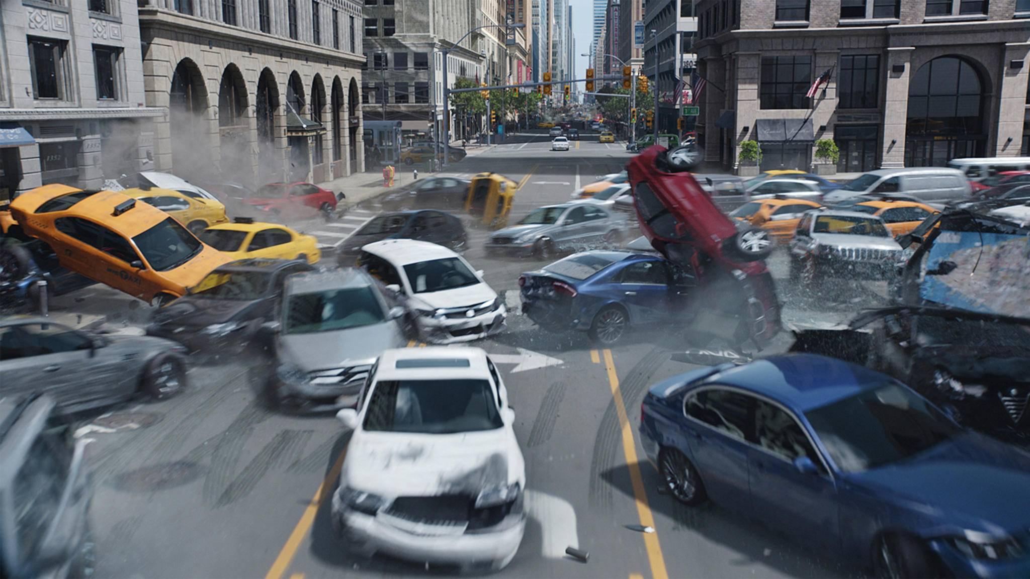 """Auch in der Serie zu """"Fast & Furious"""" dürfte es spektakuläre Action geben."""