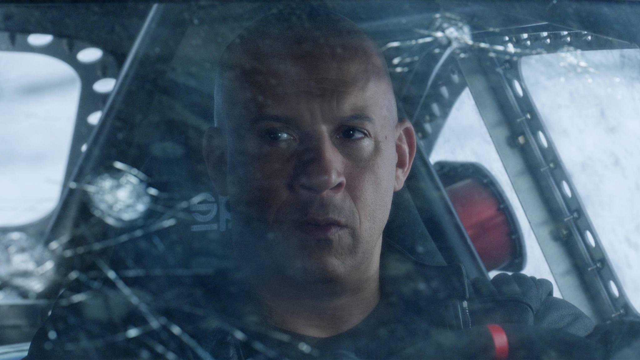 """Ob Vin Diesel in """"Fast & Furious 9"""" noch Autos steuert oder schon Raumschiffe?"""