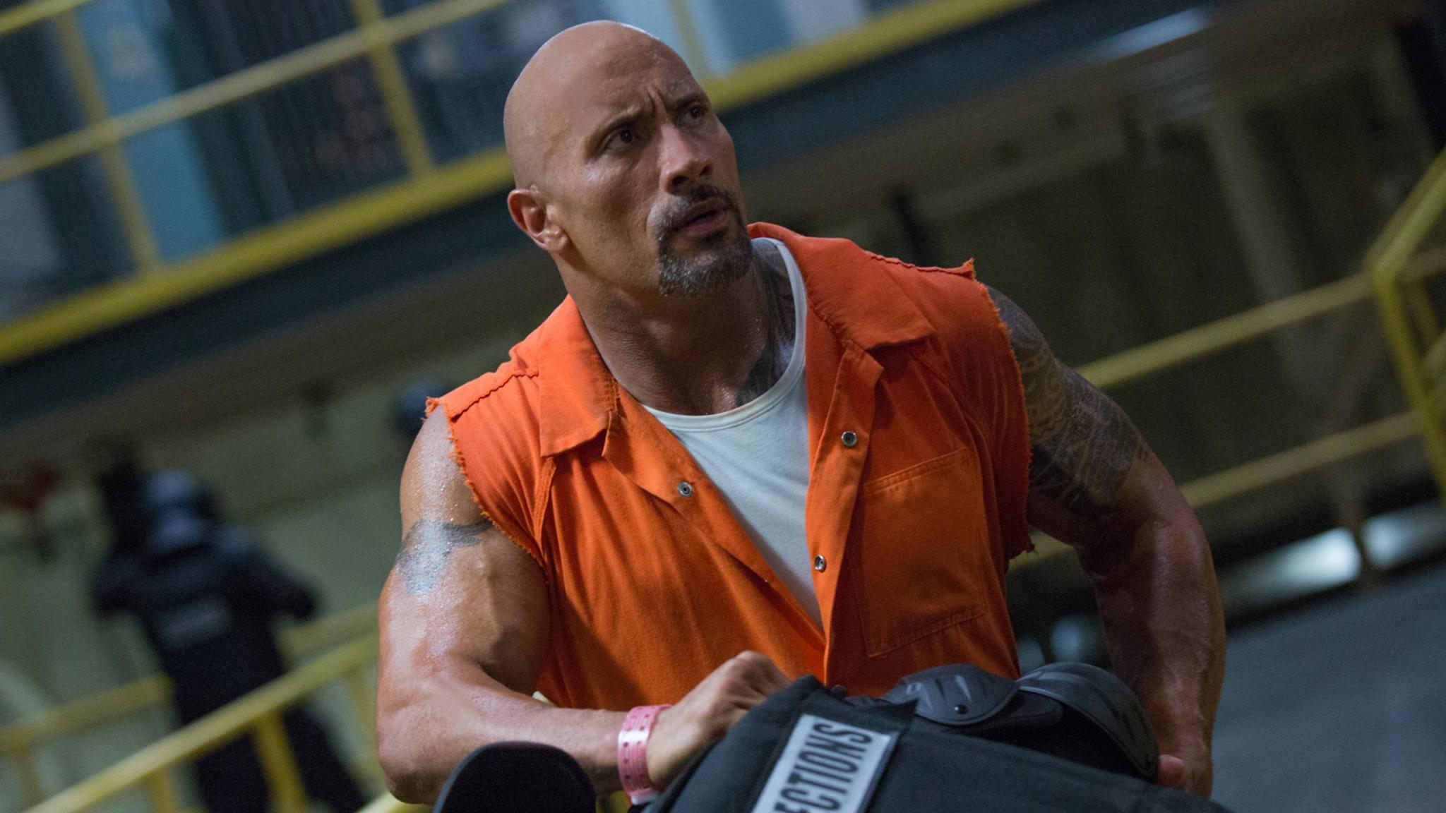 """Dwayne Johnson verspricht sich viel vom ersten Spin-off der """"Fast & Furious""""-Reihe."""