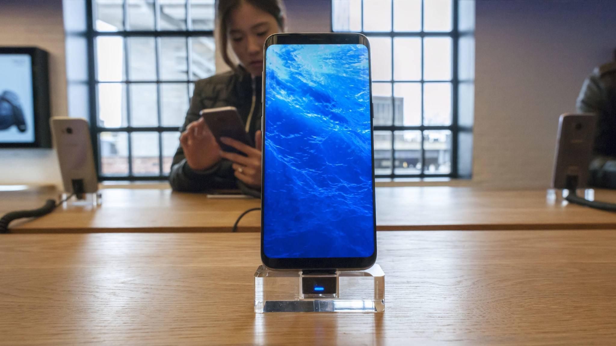 Wird das Galaxy S8 Plus mit 6 GB RAM und 128 GB internem Speicher auch nach Deutschland kommen?