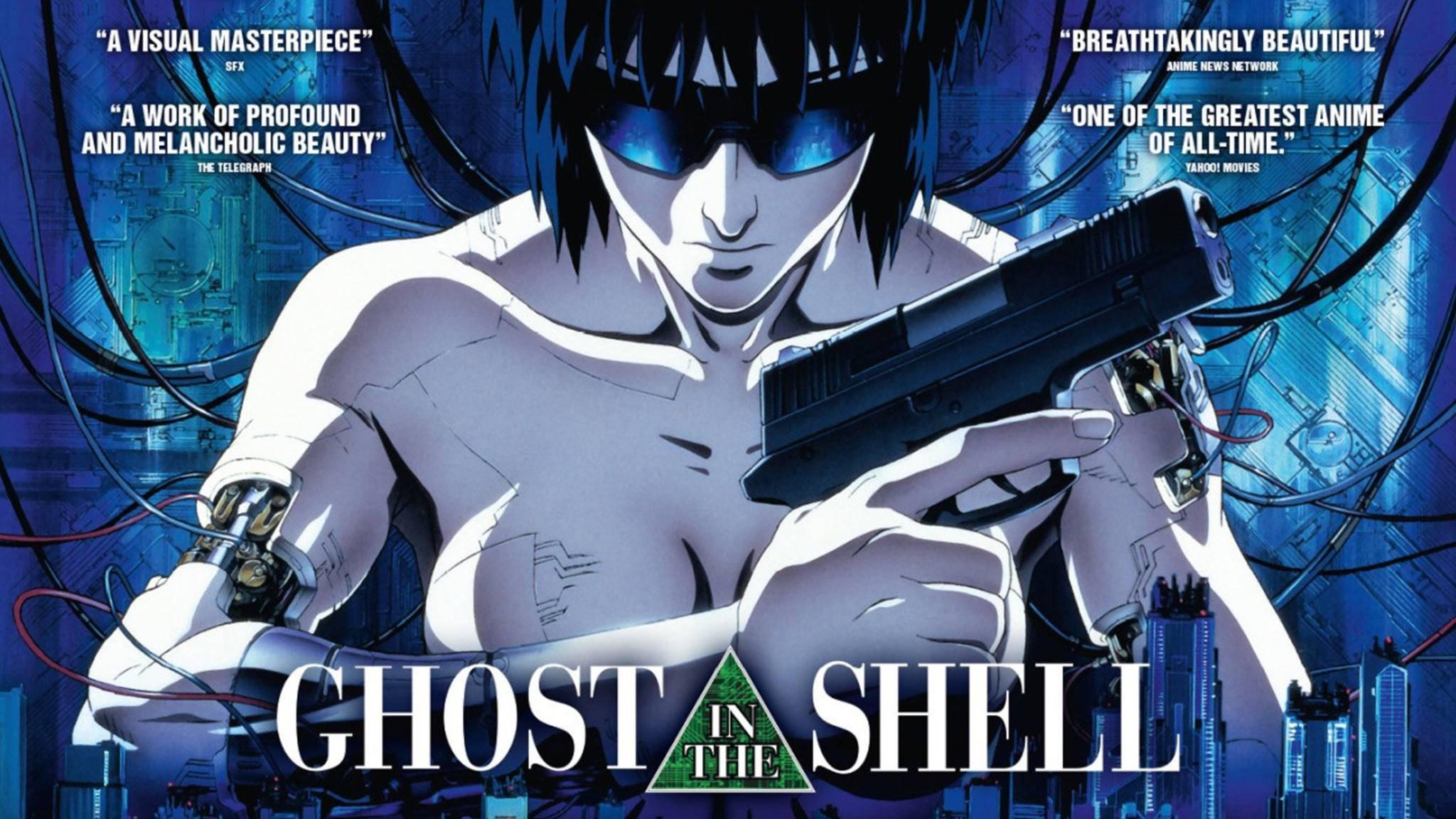 """Fans der Reihe dürfen sich auf einen neuen """"Ghost in the Shell""""-Anime freuen."""