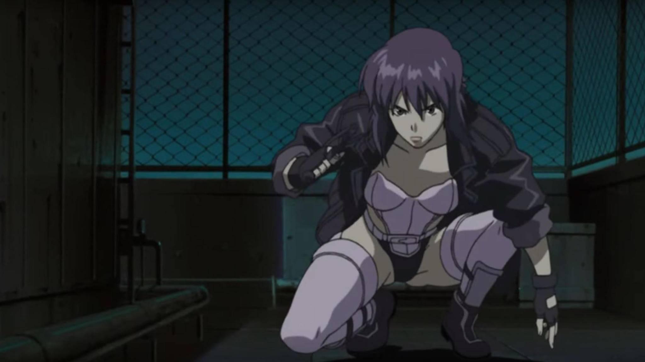 """""""Ghost in the Shell: Stand Alone Complex"""" gehört auf jede gute Liste mit Anime-Serien und ist glücklicherweise auch auf Deutsch verfügbar."""