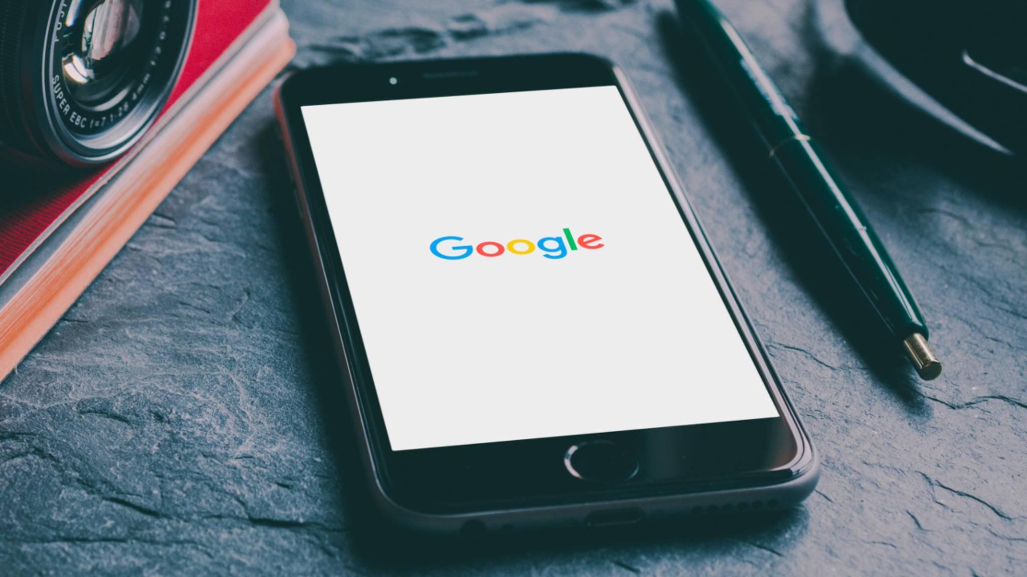 Google ist die Standard-Suche auf dem iPhone - wohl auch des Geldes wegen.