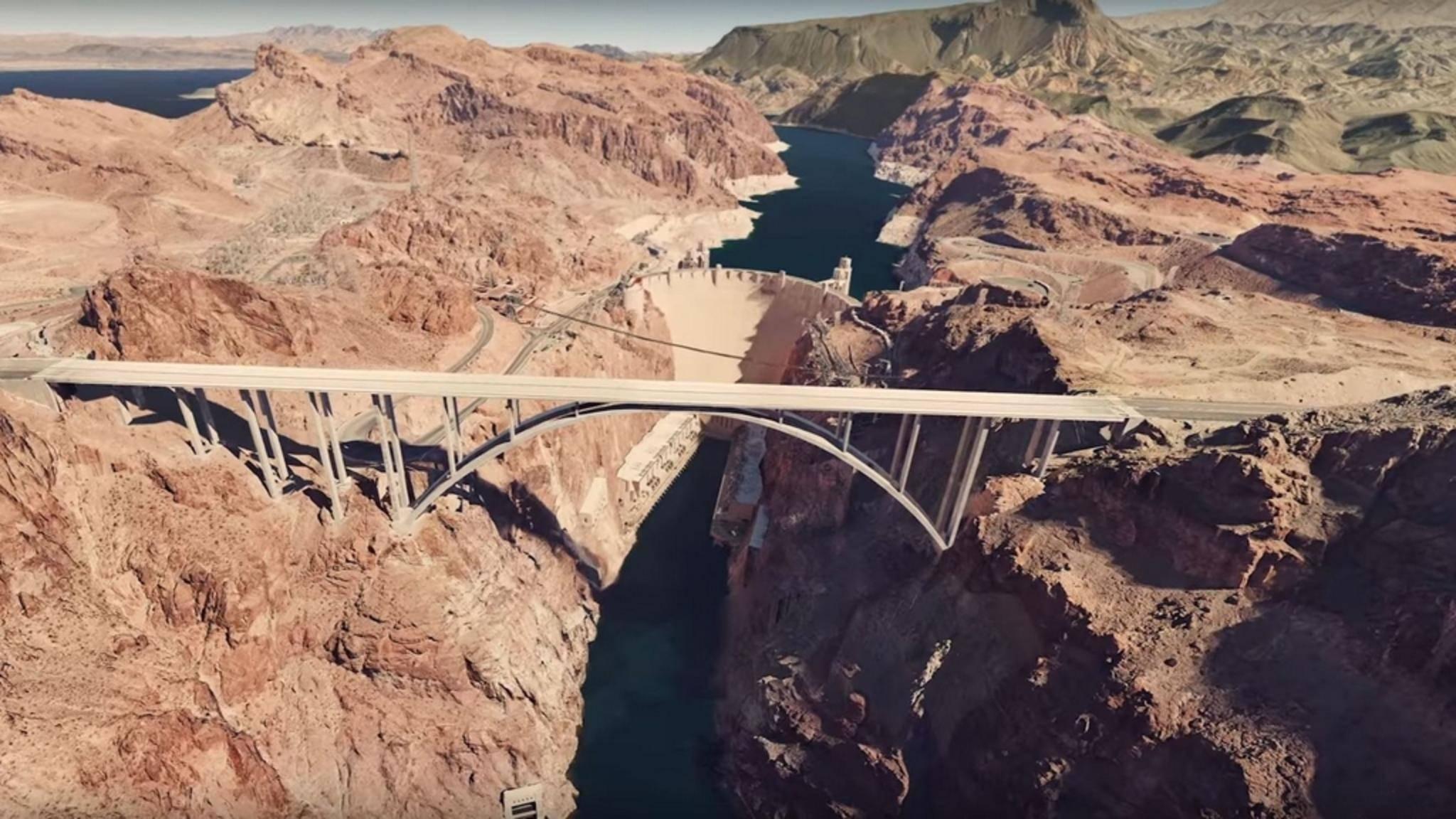 Zeigt die VR-Version wohin die Reise von Google Earth geht?