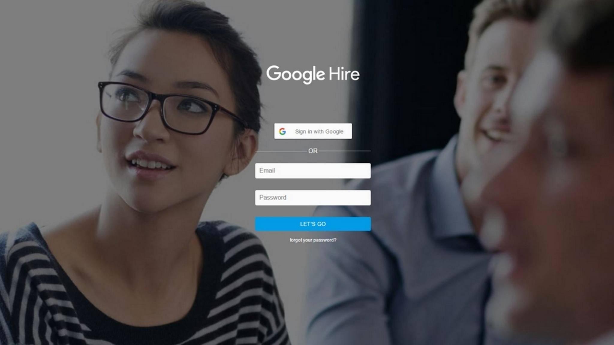Google Hire soll ein neues Portal zur Jobsuche werden.