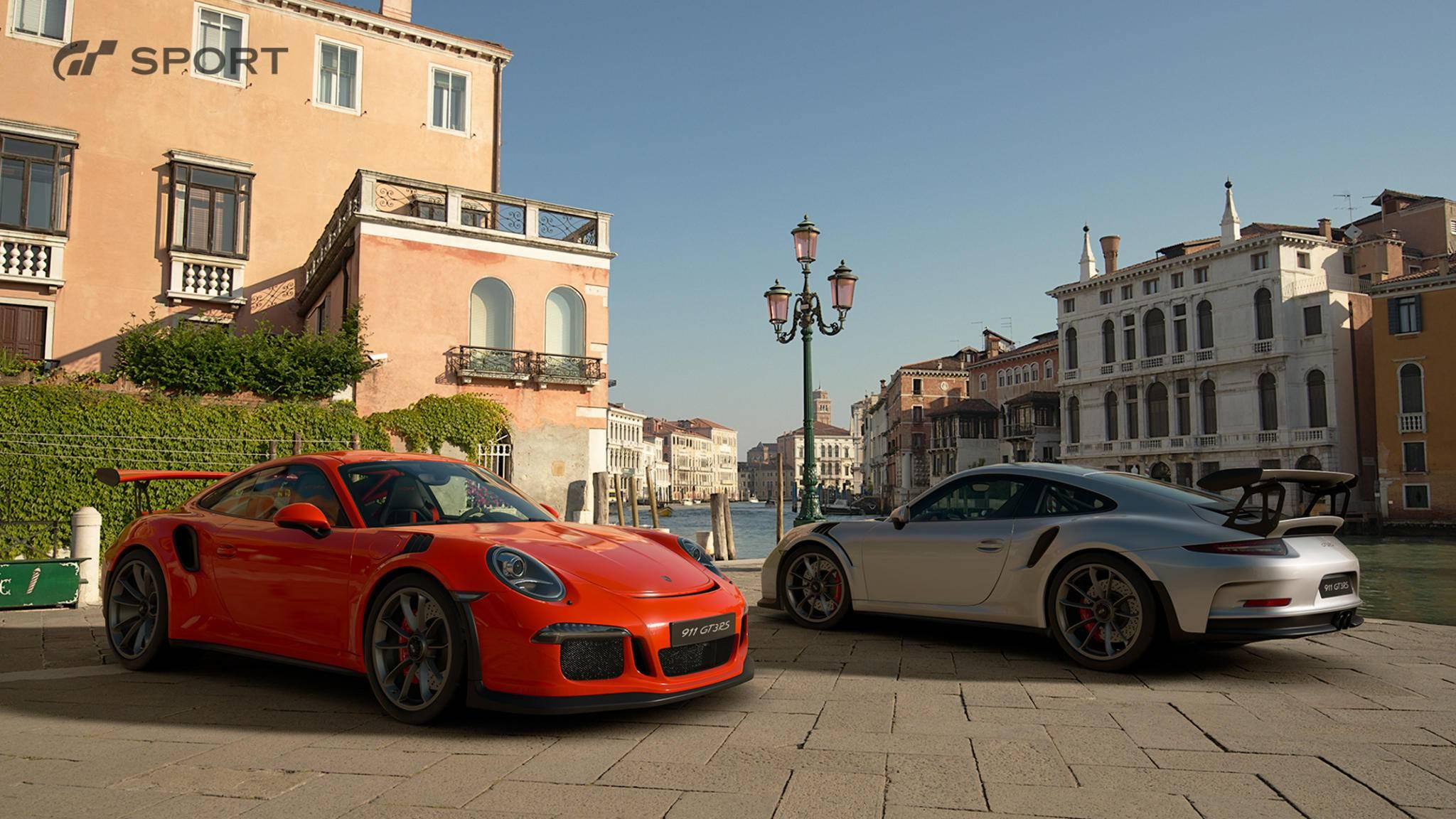 """""""Gran Turismo Sport"""" wird den Spielern offenbar nicht zwischendurch noch kleinere Geldbeträge abzwacken."""