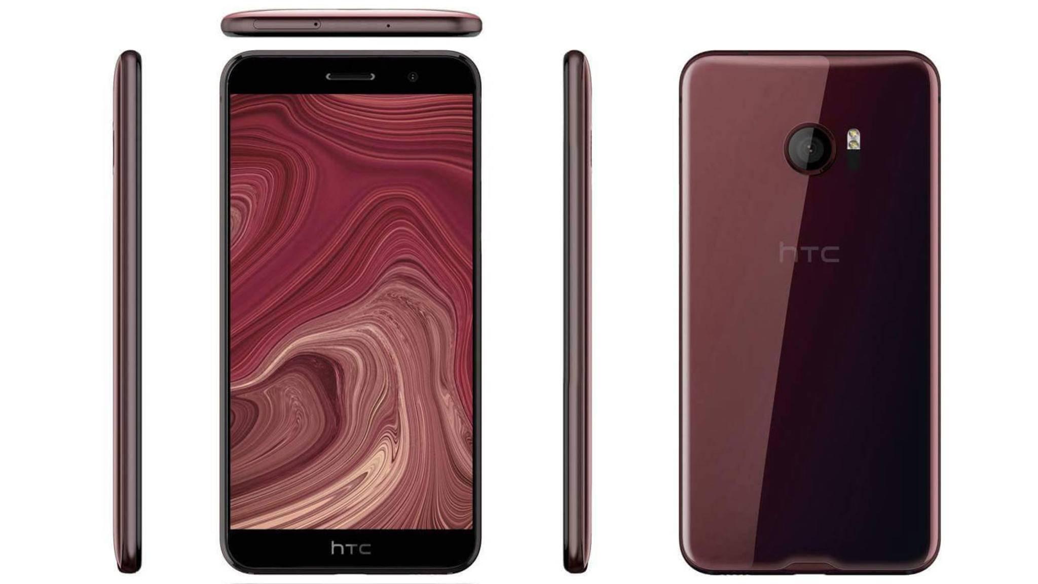 Wird man den Rahmen des HTC U Ocean einfach drücken können, um etwa die Kamera zu starten?