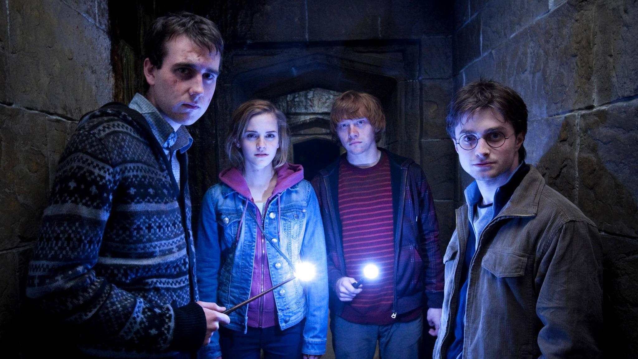 Die Abenteuer von Harry Potter und seinen Freunden machen nur in der richtigen Reihenfolge Sinn.