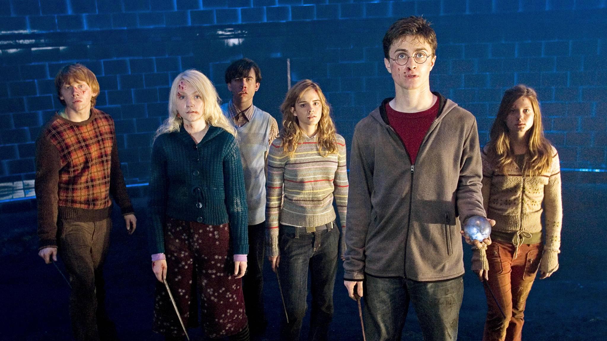 6 Harry Potter Schauspieler Damals Und Heute