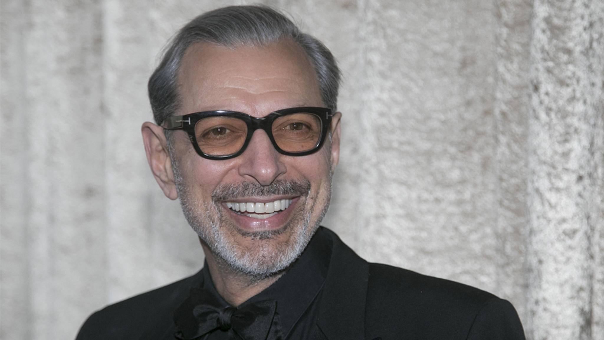 """Jeff Goldblum wird in """"Jurassic World 2"""" offiziell dabei sein."""