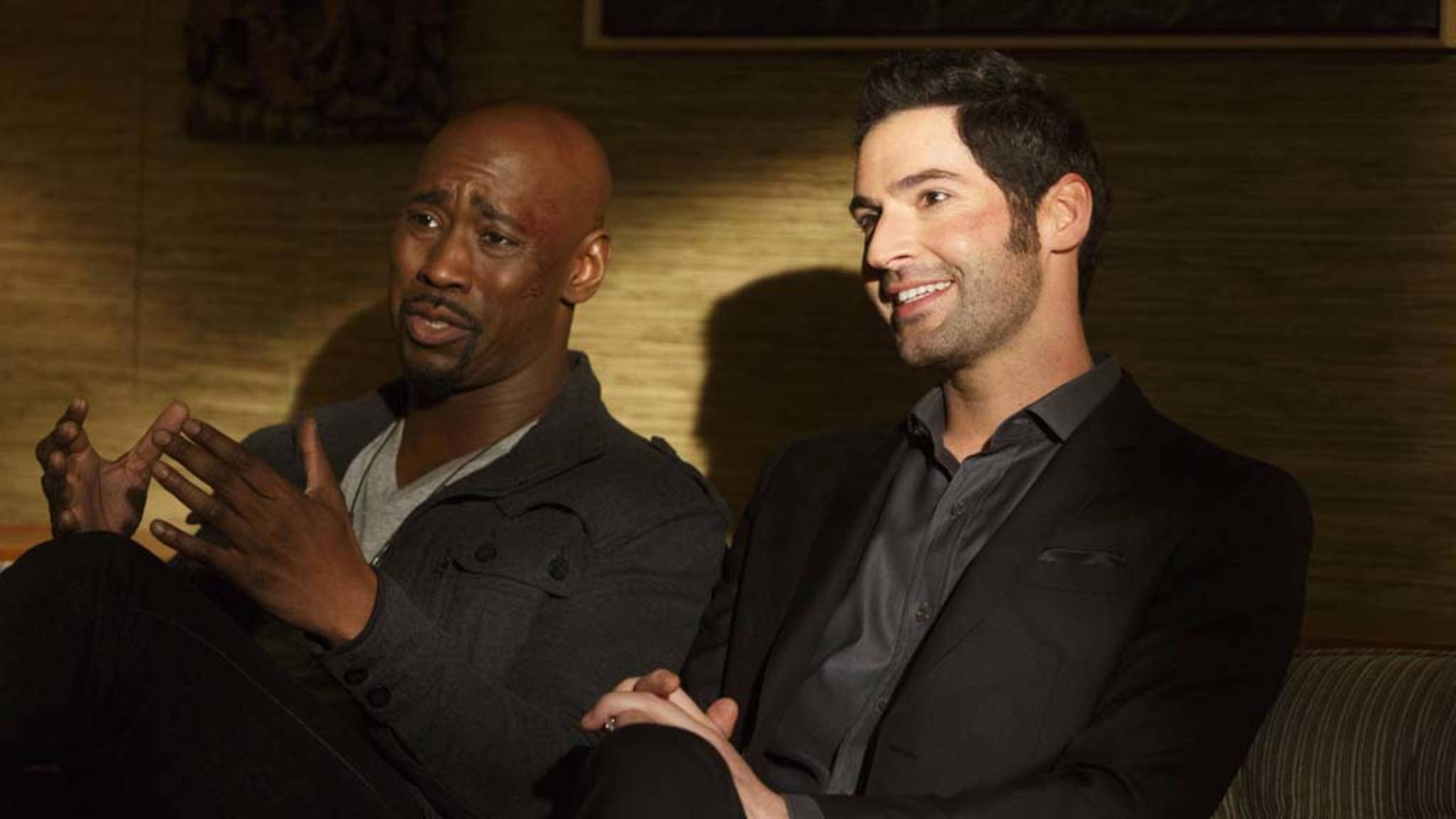 """Staffel 4 von """"Lucifer"""" wird teuflisch: Showrunnerin verspricht mehr nackte Haut und Blut."""