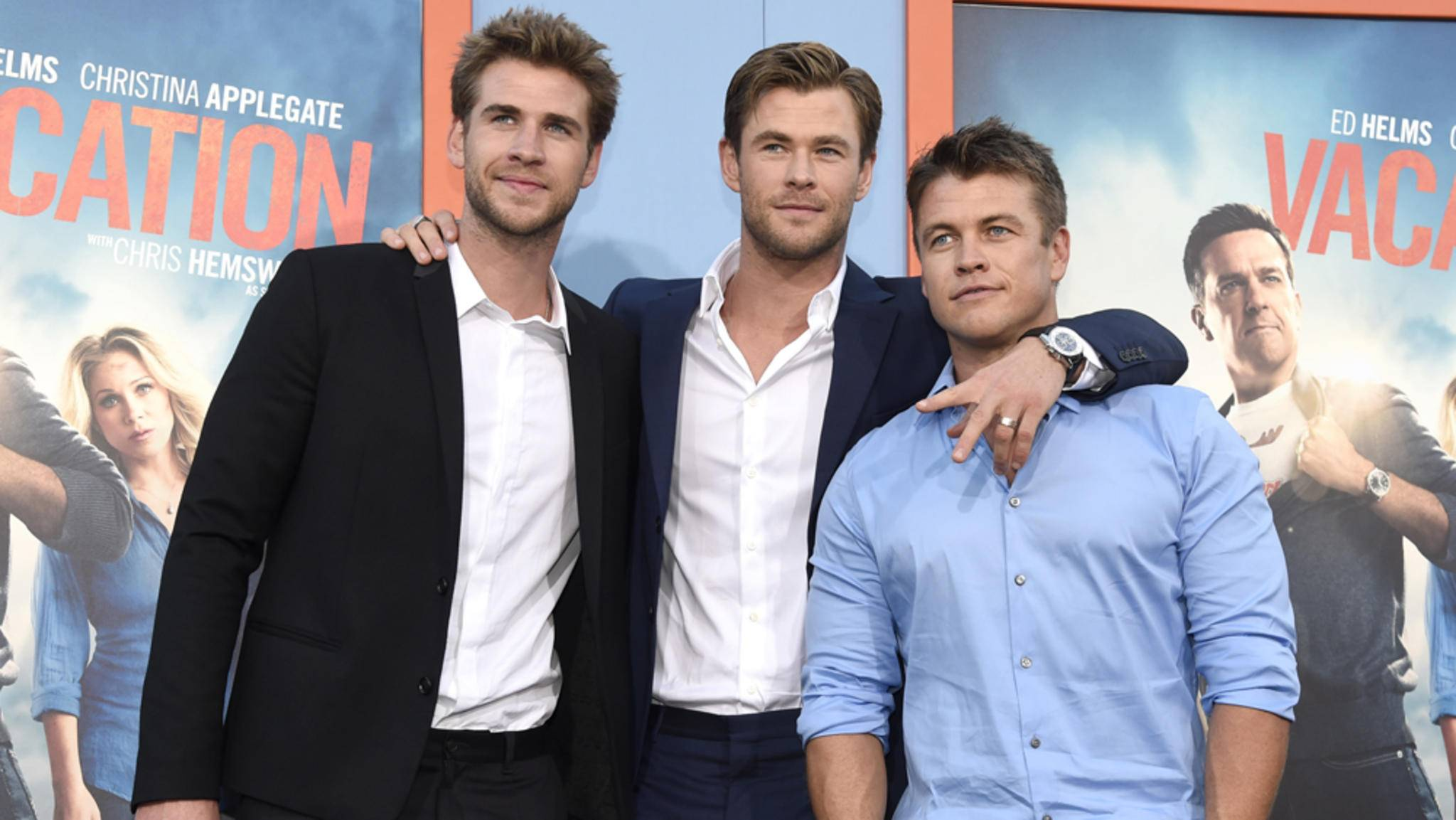 Die drei Hemsworth-Brüder sind nur ein Beispiel für erfolgreiche Geschwister-Gespanne in Hollywood.