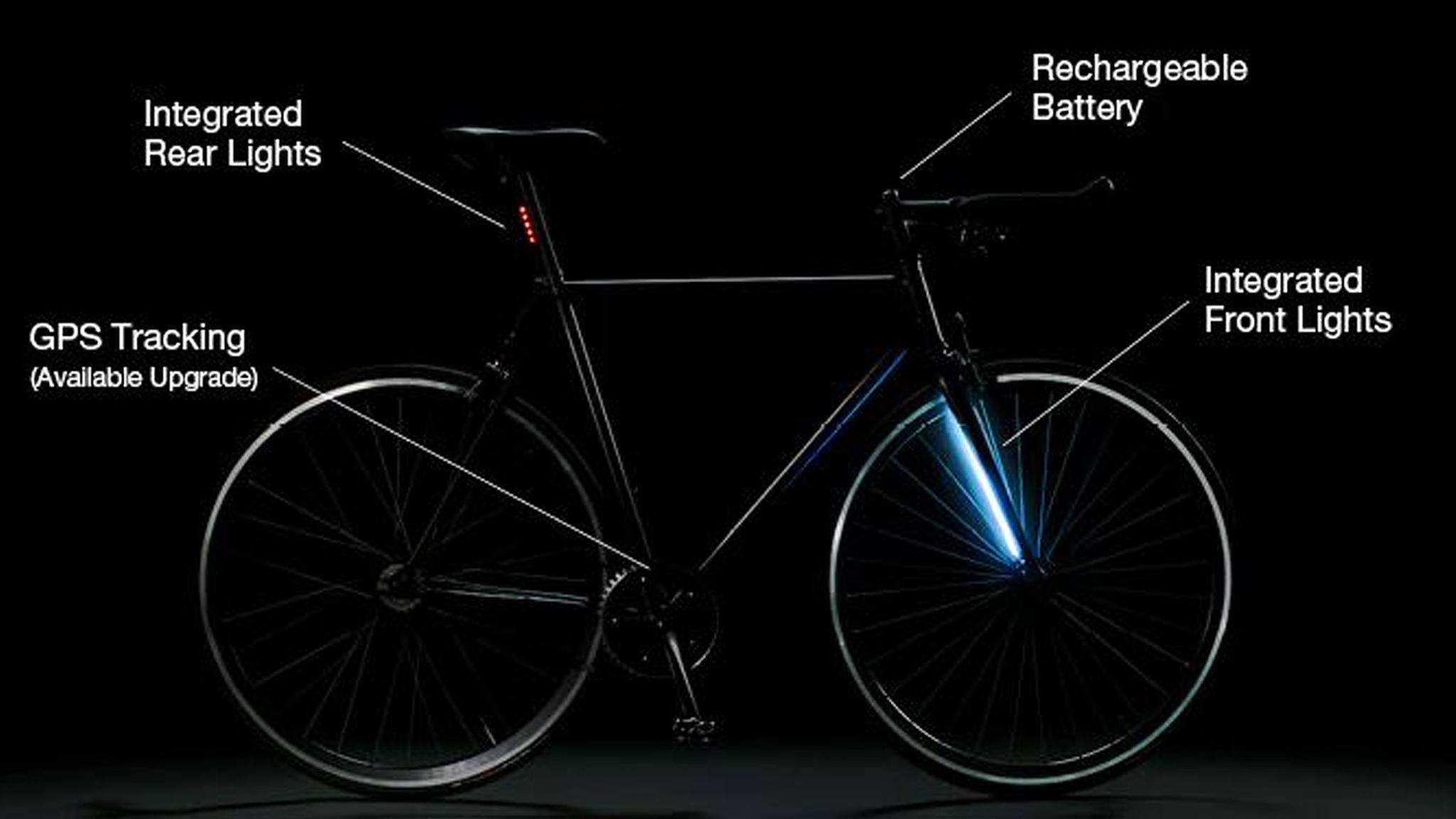 Mission Bicycle macht Dein Fahrrad smart.