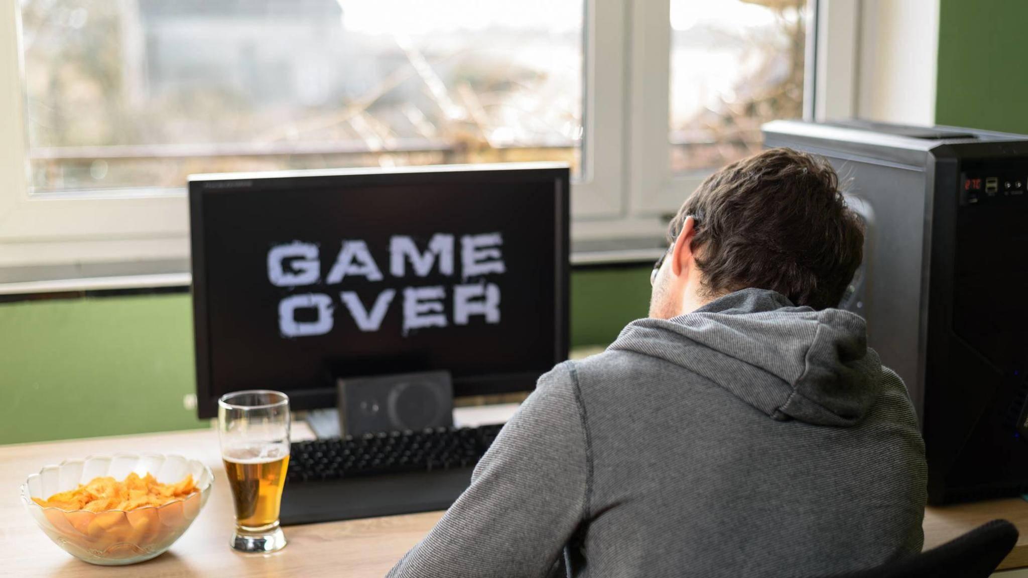 Gamer hatten mit Windows Vista wenig Spaß.