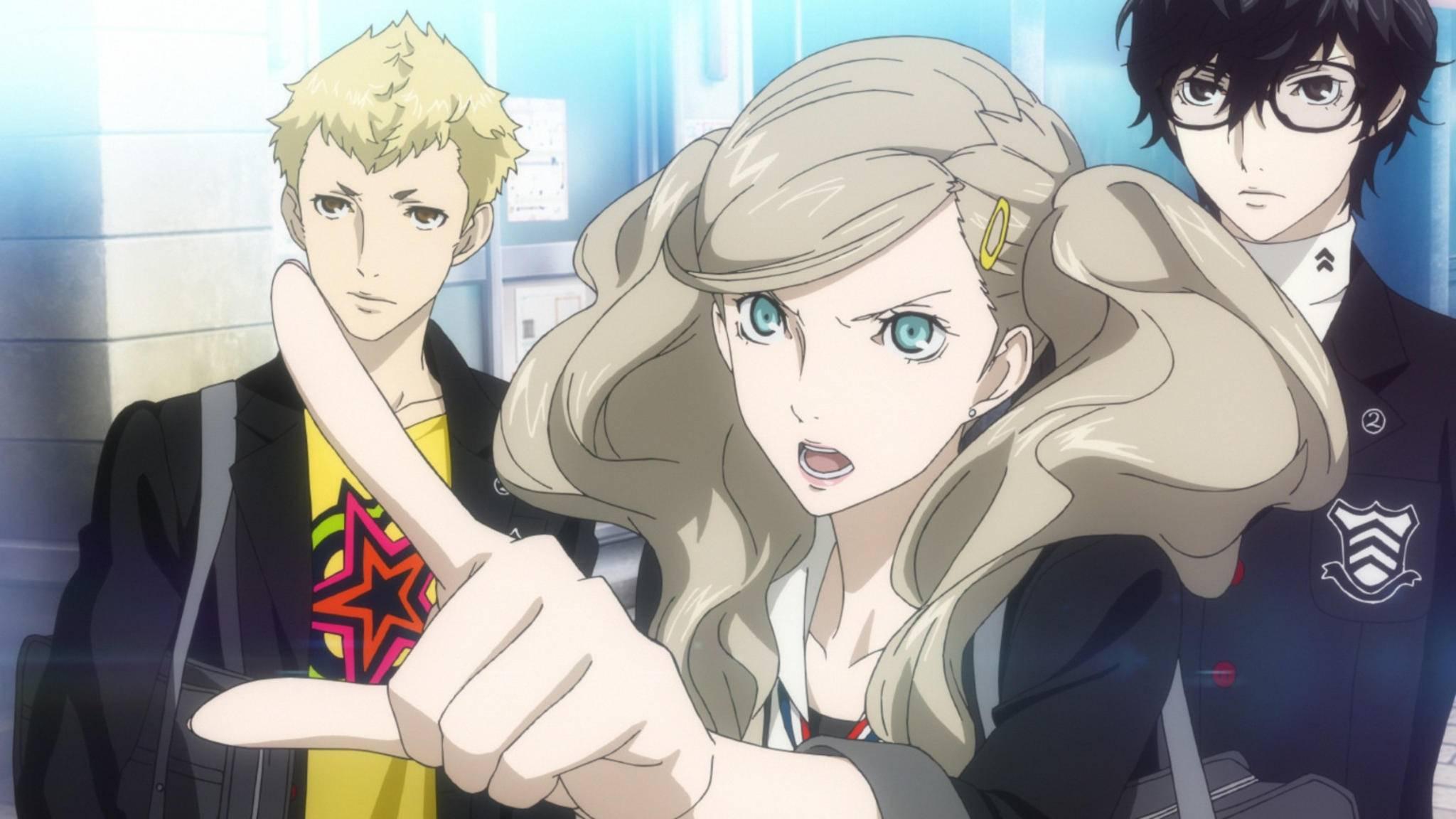 """""""Persona 5"""": Ein Date mit Ann schaltet wertvolle Fähigkeiten frei."""