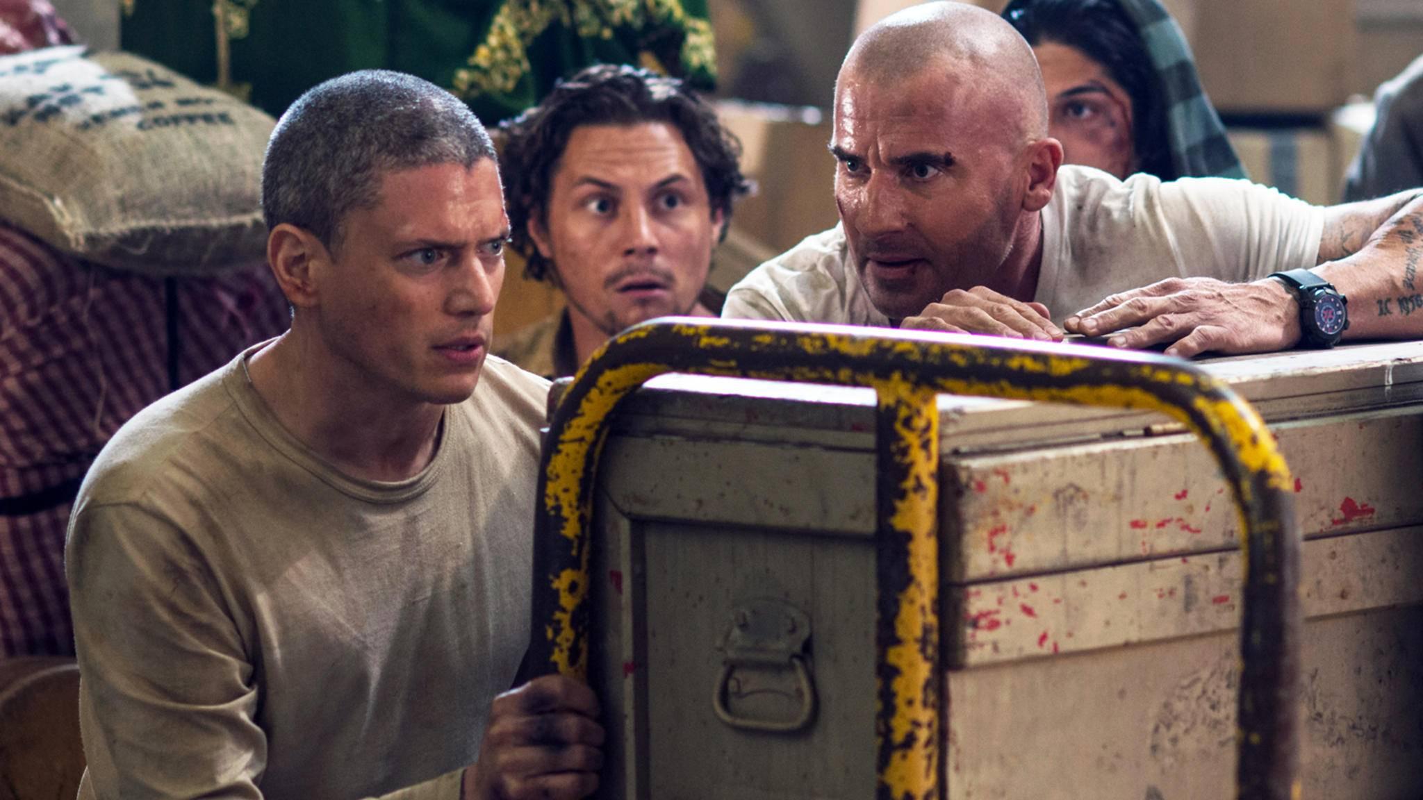 Können Michael Scofield und Co. die Zuschauer doch noch von Staffel 5 überzeugen?