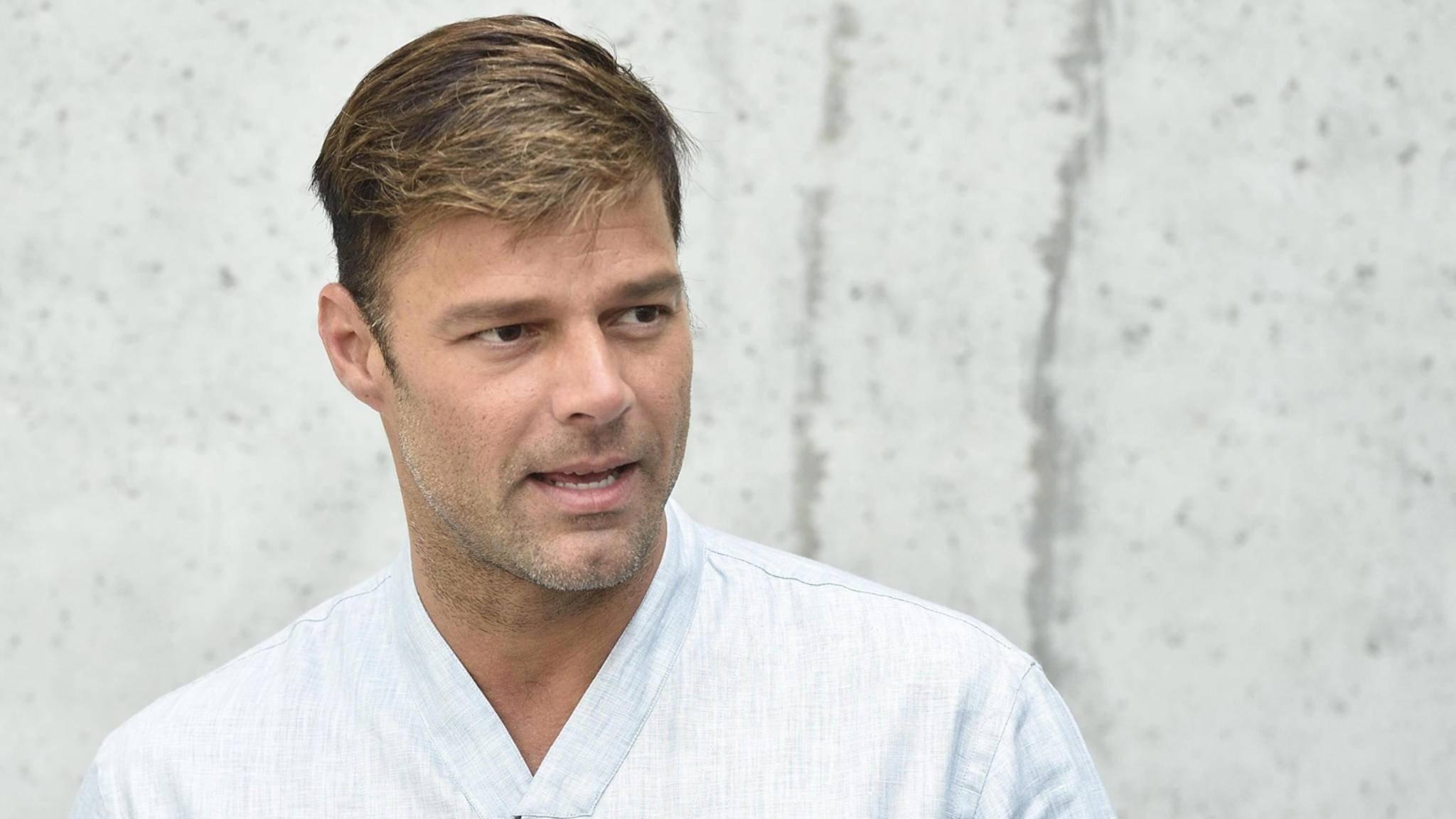"""Ricky Martin wird in """"Versace: American Crime Story"""" den Lebensgefährten des ermordeten Modedesigners spielen."""