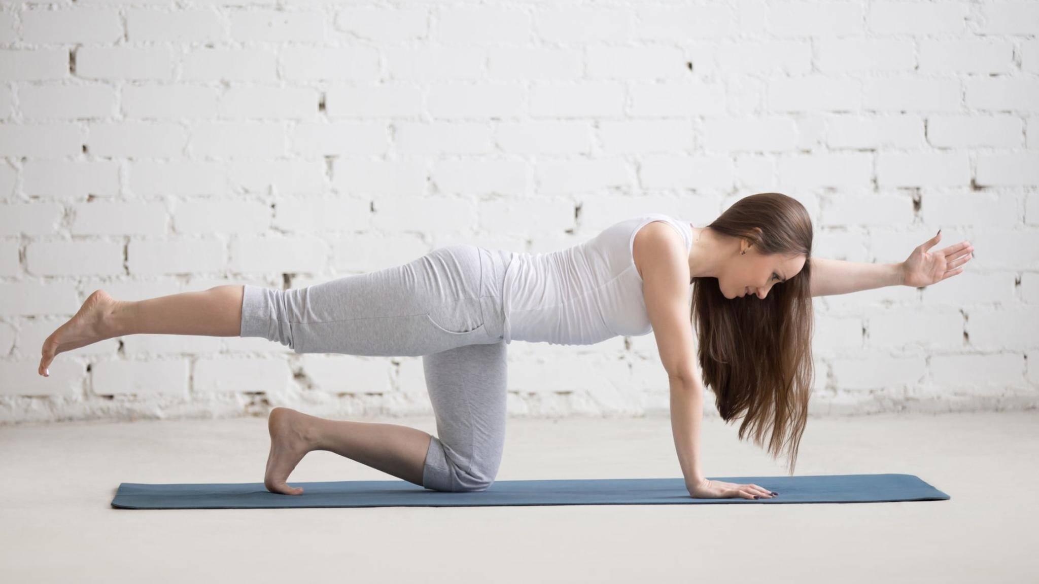 Rückenübungen für zu Hause: 6 Übungen für einen gesunden Rücken